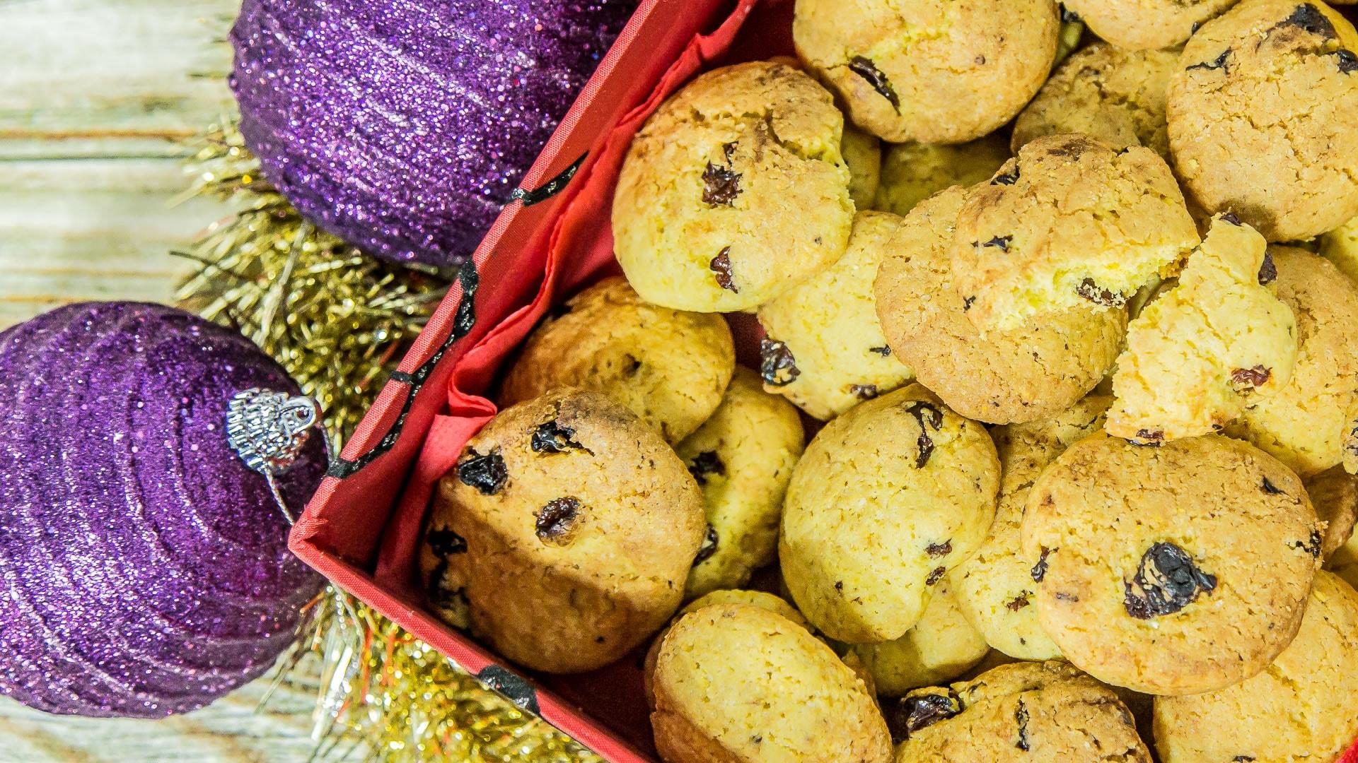 Foto Zaletti - Biscotti con Farina di Mais