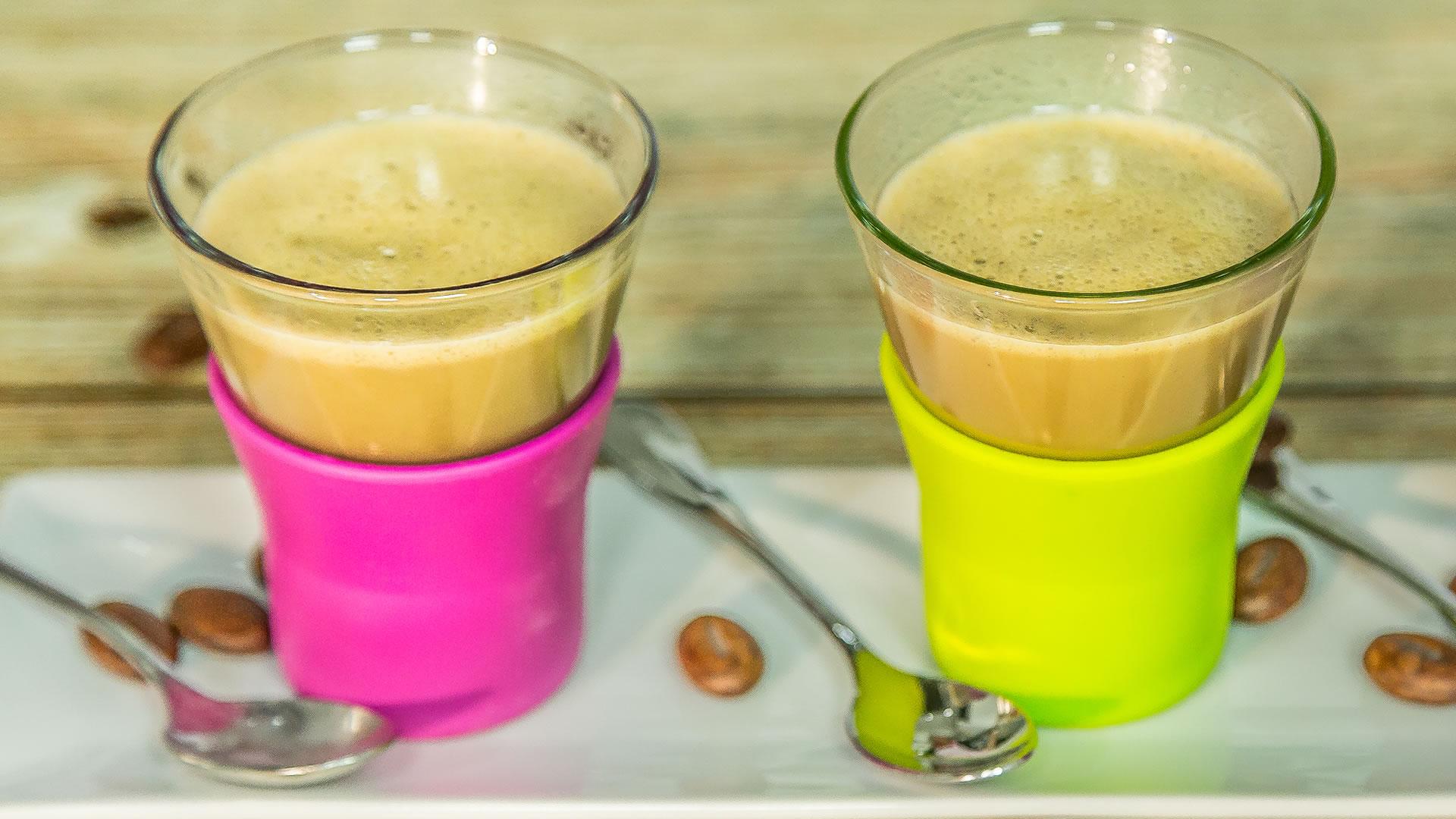Foto Crema Calda al Caffè