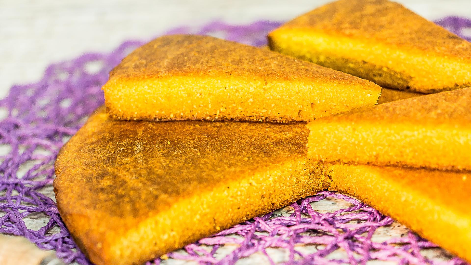 Foto Cornbread - Pane di Mais Senza Glutine
