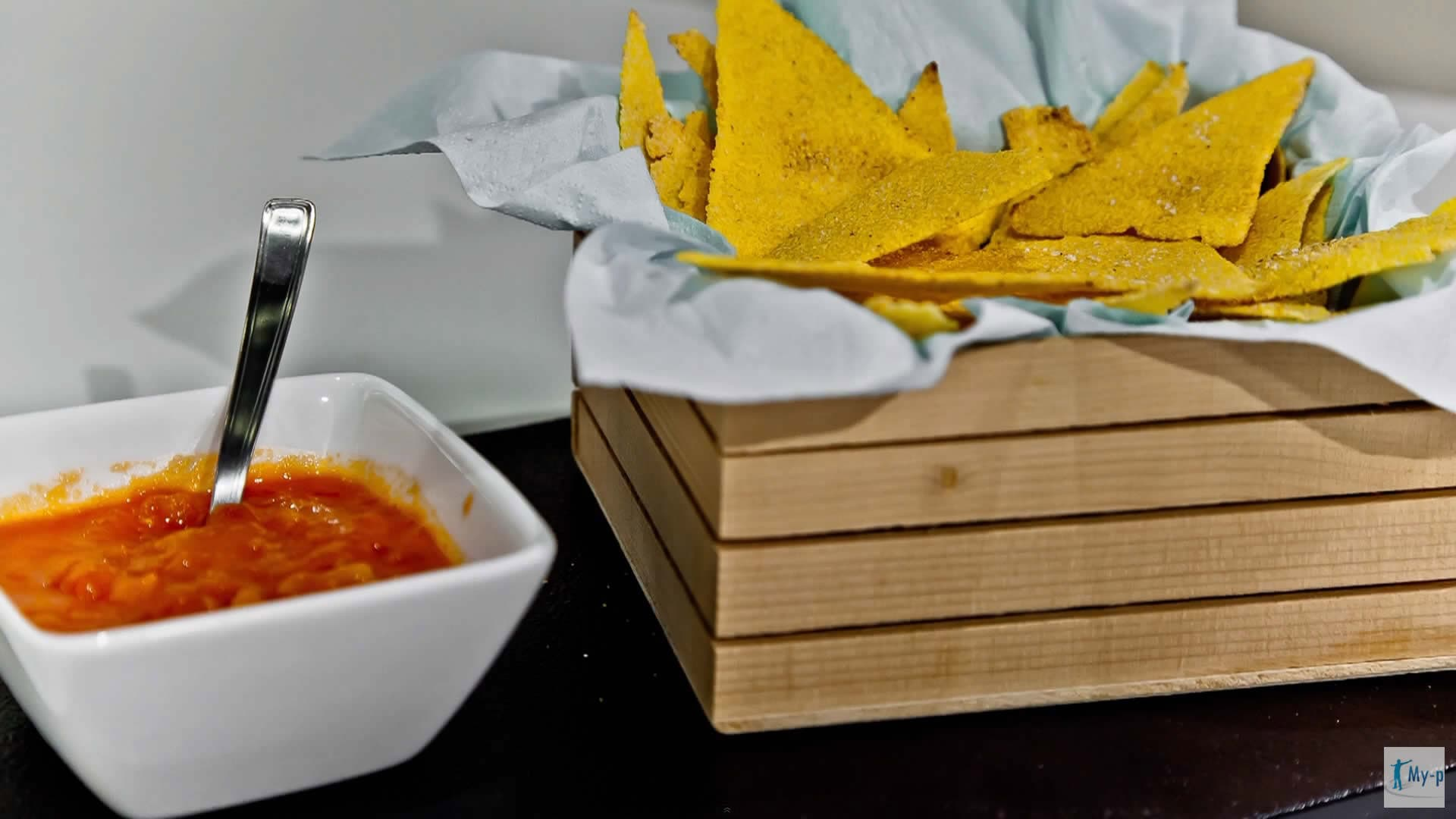 Foto Tortillas e patatine di mais