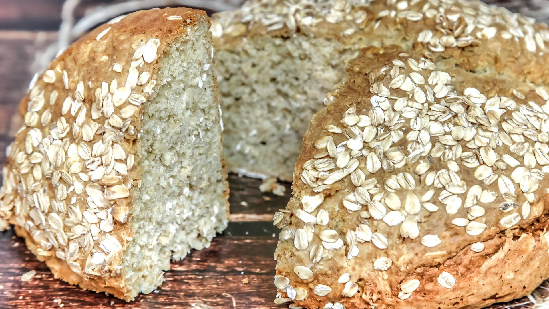 Foto Irish Soda Bread - Pane senza Lievito con Bicarbonato di Sodio