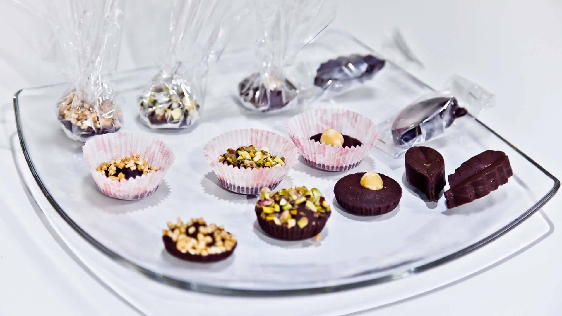 Foto Cioccolatini ripieni