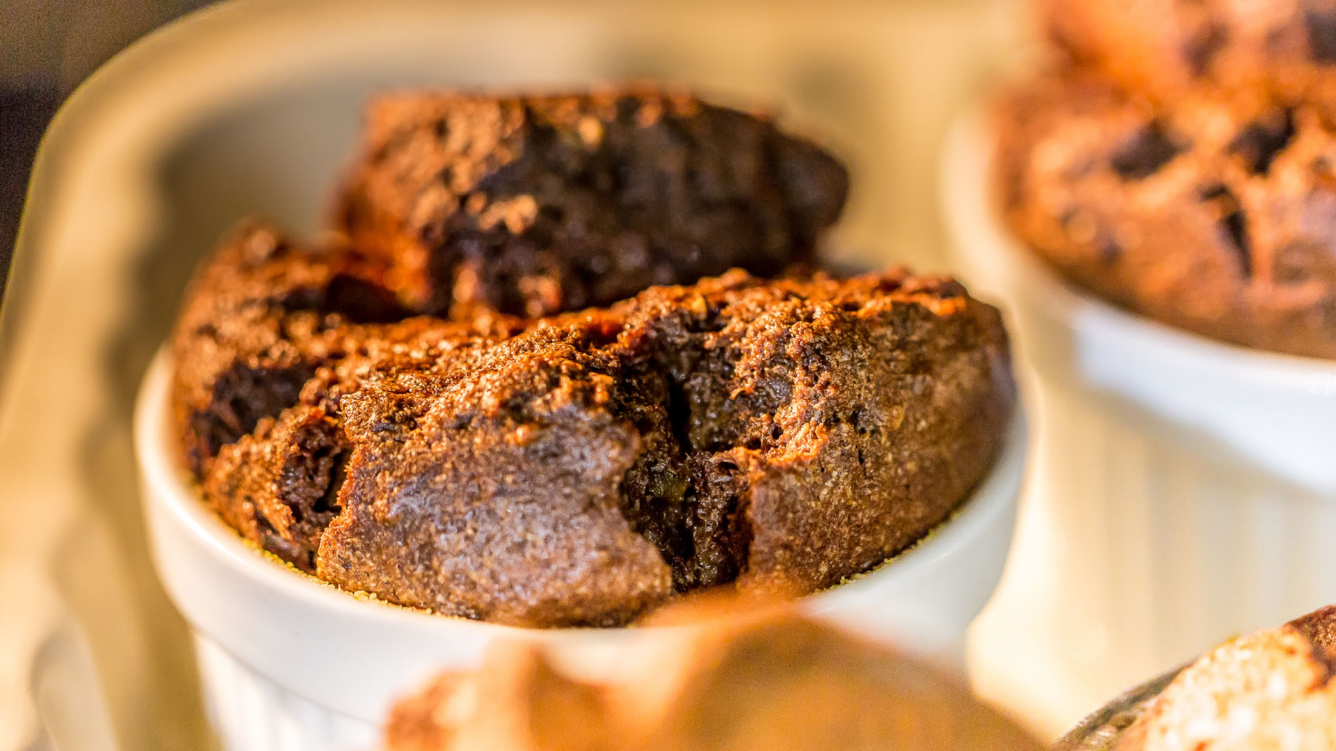 Foto Soufflé al Cioccolato