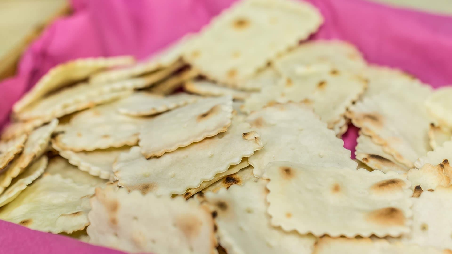 Foto Crackers all'Acqua Velocissimi in Padella