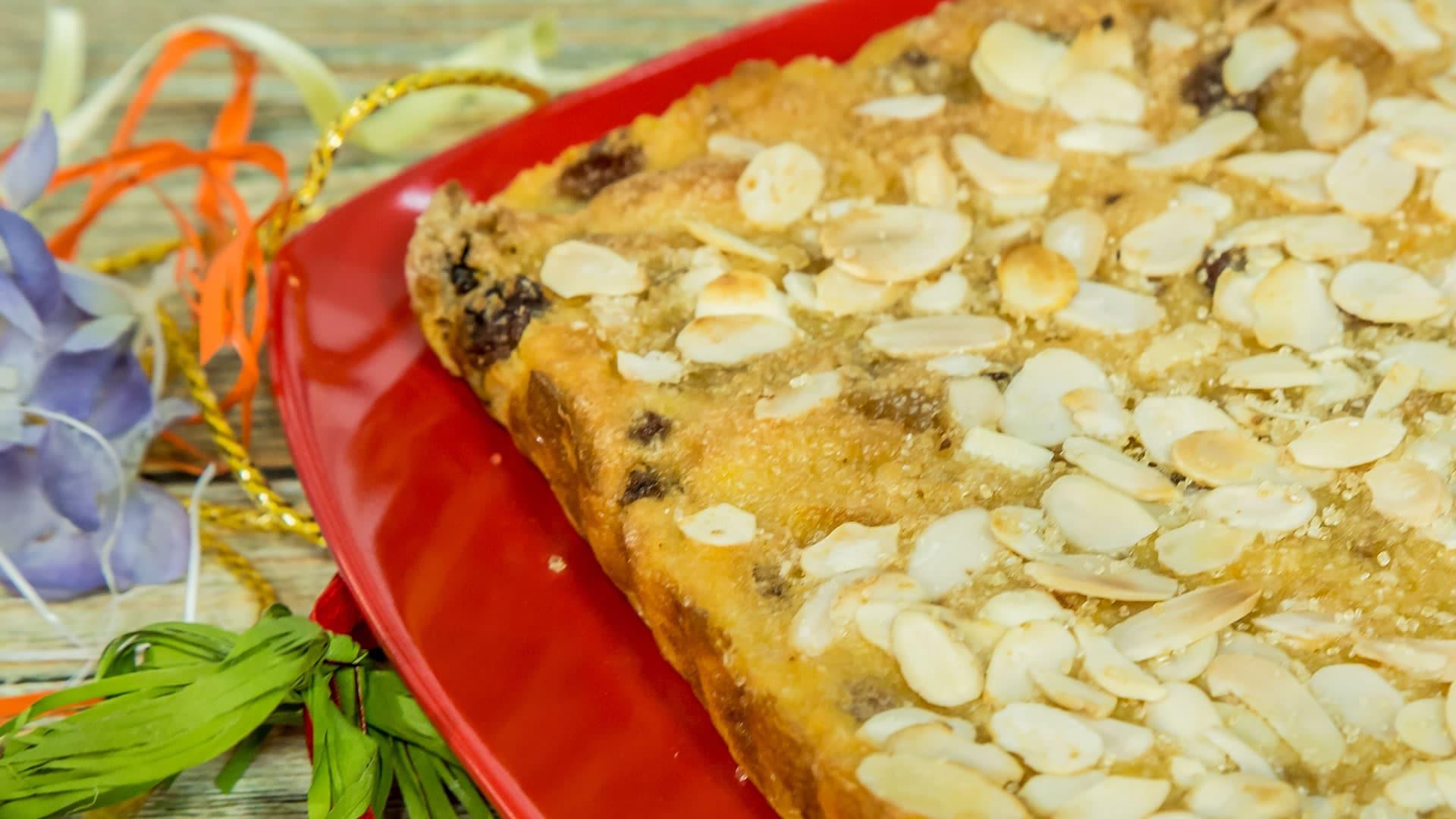 Foto Torta Cremosa di Ricotta - Senza Uova e senza Glutine