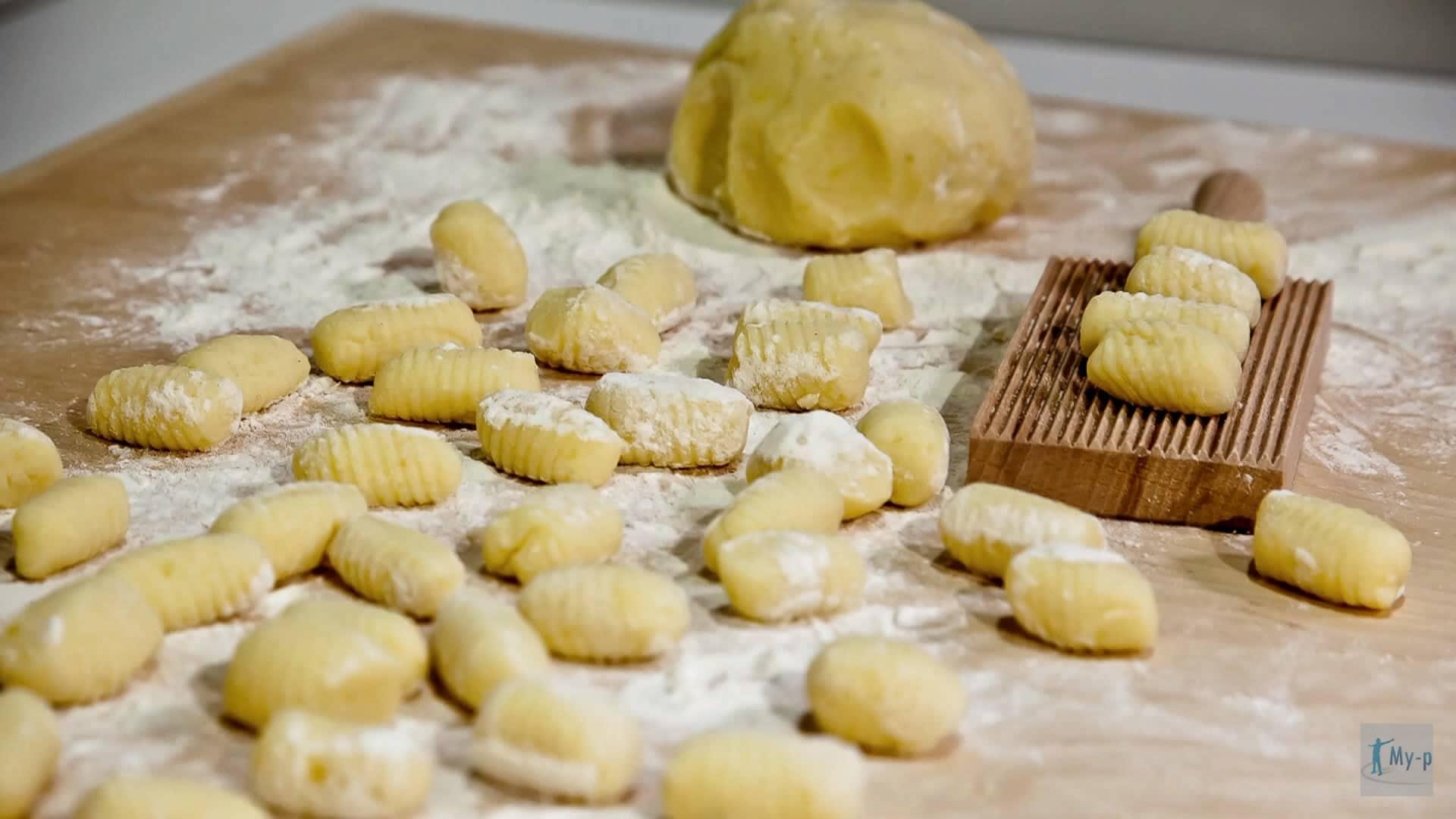 gnocchi di patate - Come Cucinare Gli Gnocchi Di Patate