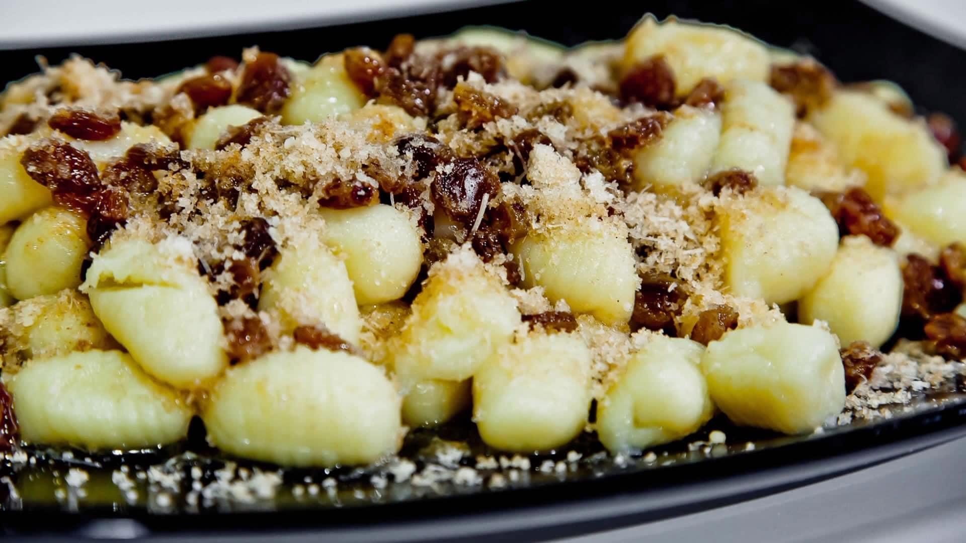 Foto Gnocchi dolci di patate