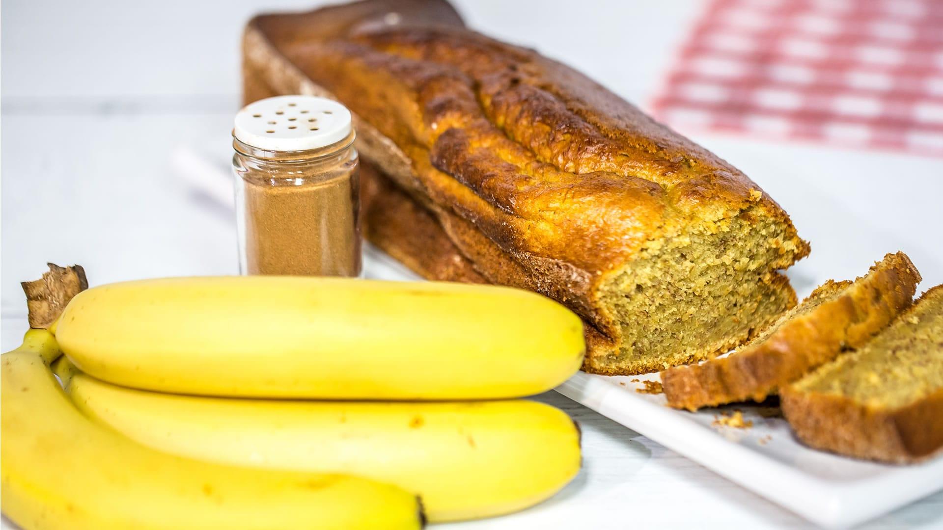 Foto Banana Bread Senza Burro