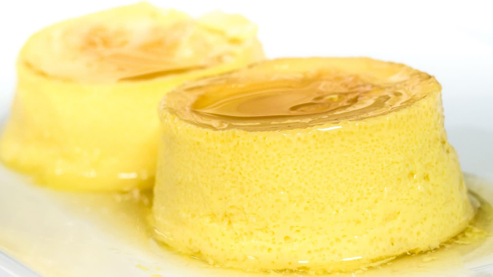 Foto Crème Caramel in 5 minuti - Nel Microonde