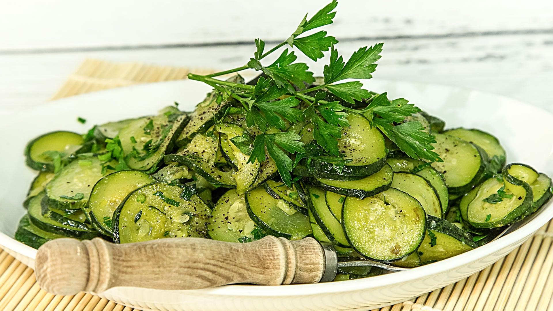 Foto Zucchine Trifolate
