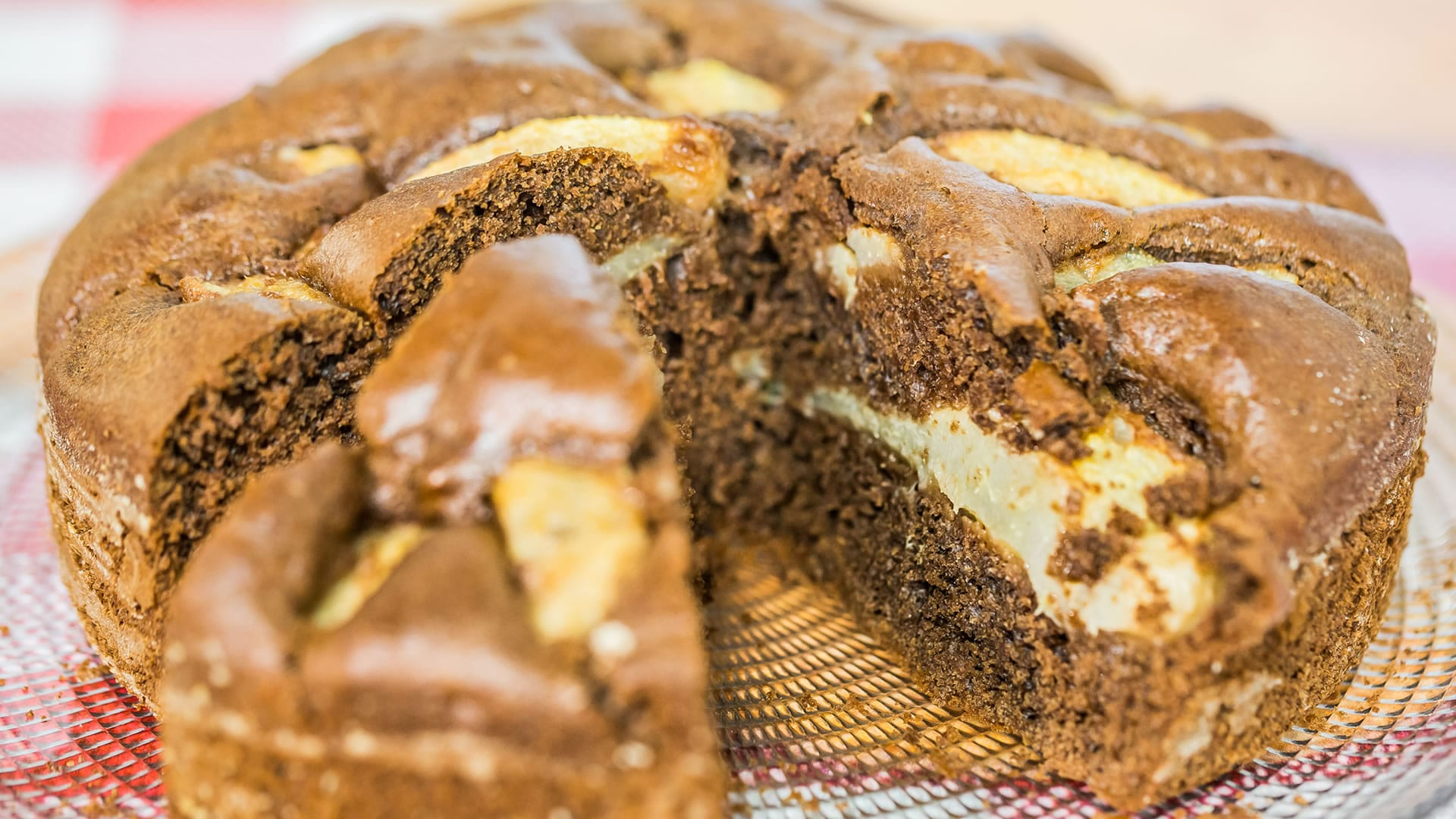 Foto Torta Semplice con Zucchero di Cocco - Per Diabetici