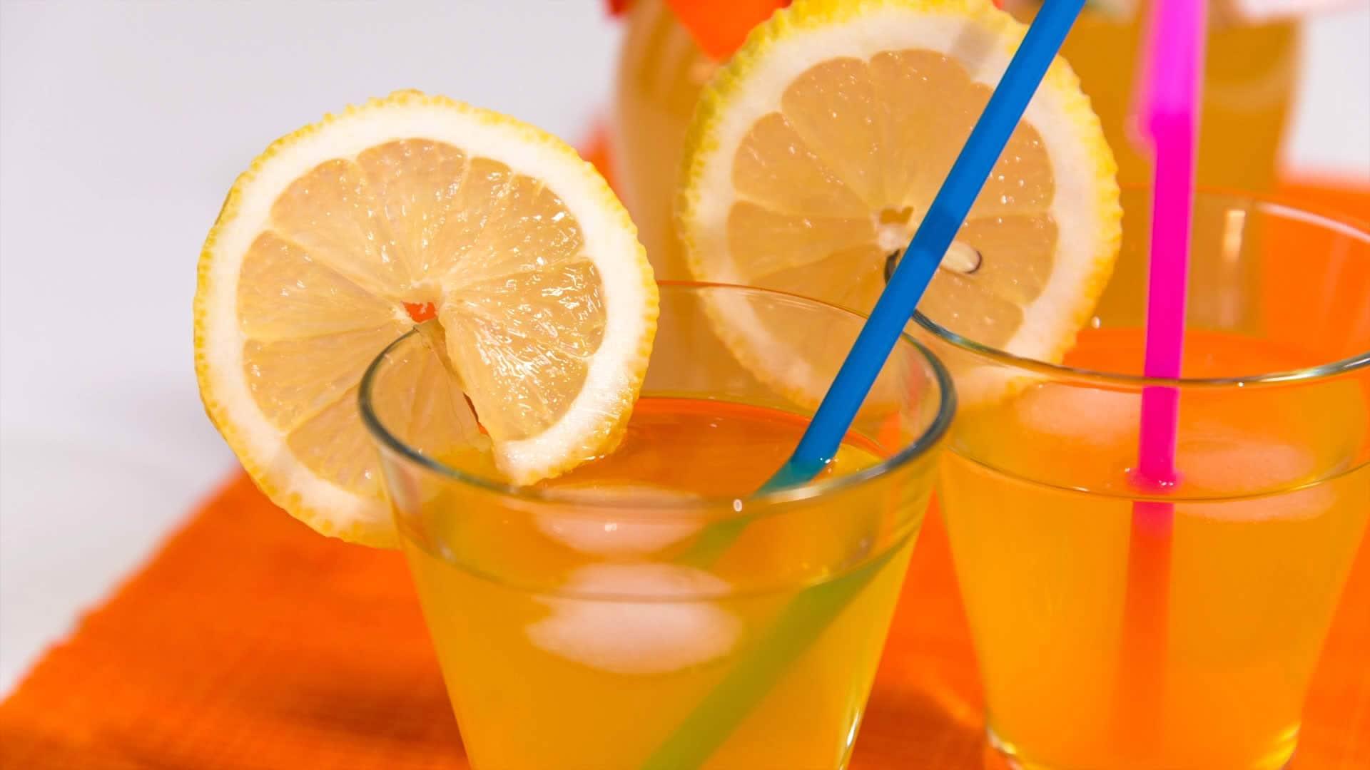Foto Sciroppo di Limone fatto in casa