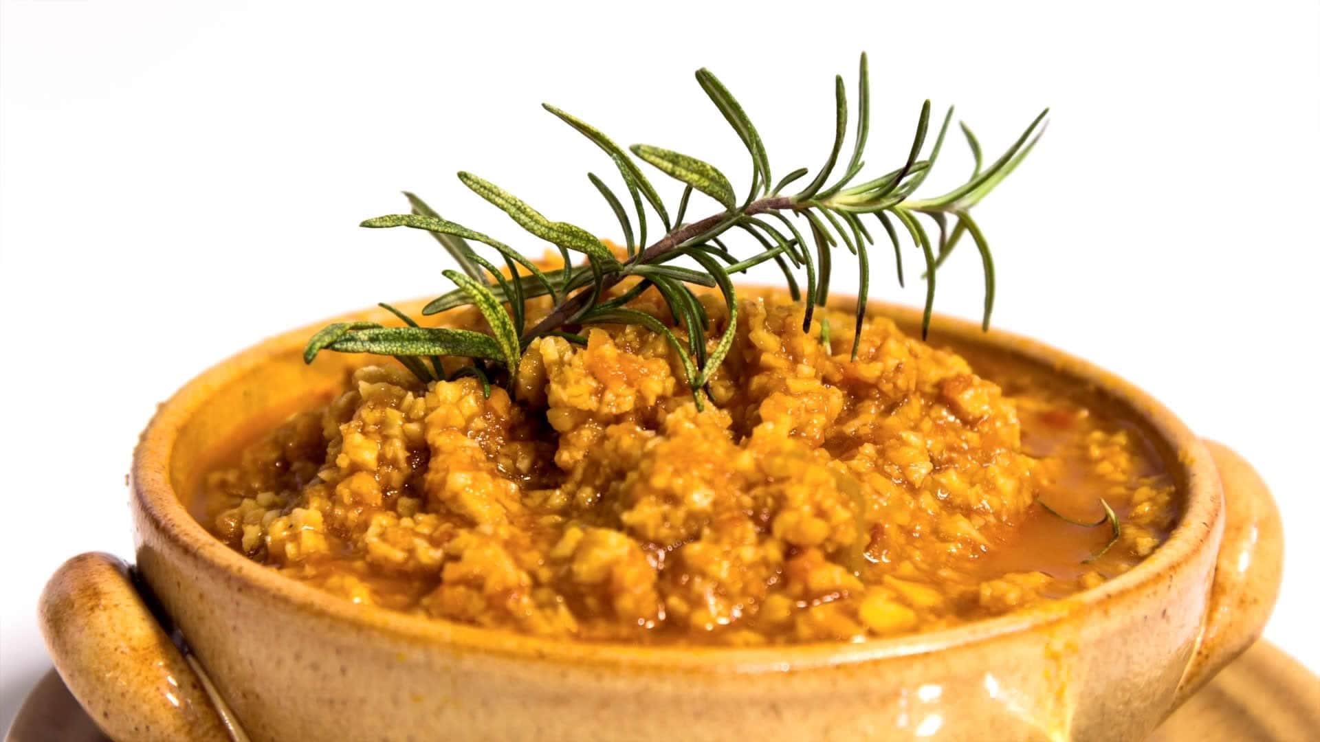 Foto Ragù Vegetale di Seitan