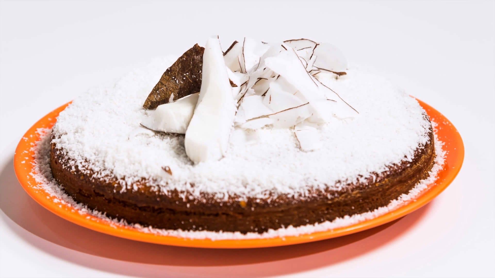 Foto Torta al Cocco Senza Burro