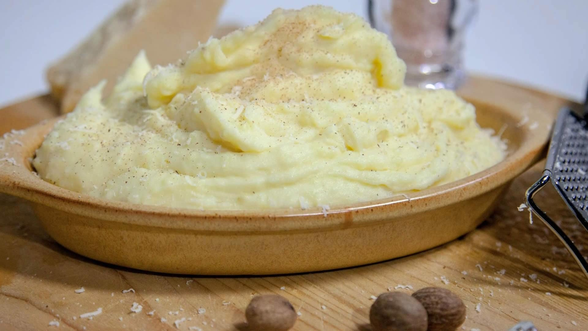 Foto Purè di Patate Senza Burro - Come prepararlo in casa
