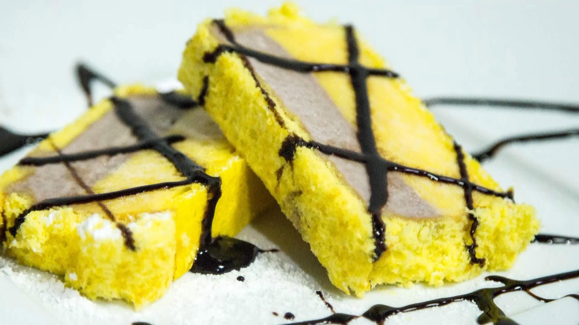 Foto Torta Gelato con Nocciola e Crema