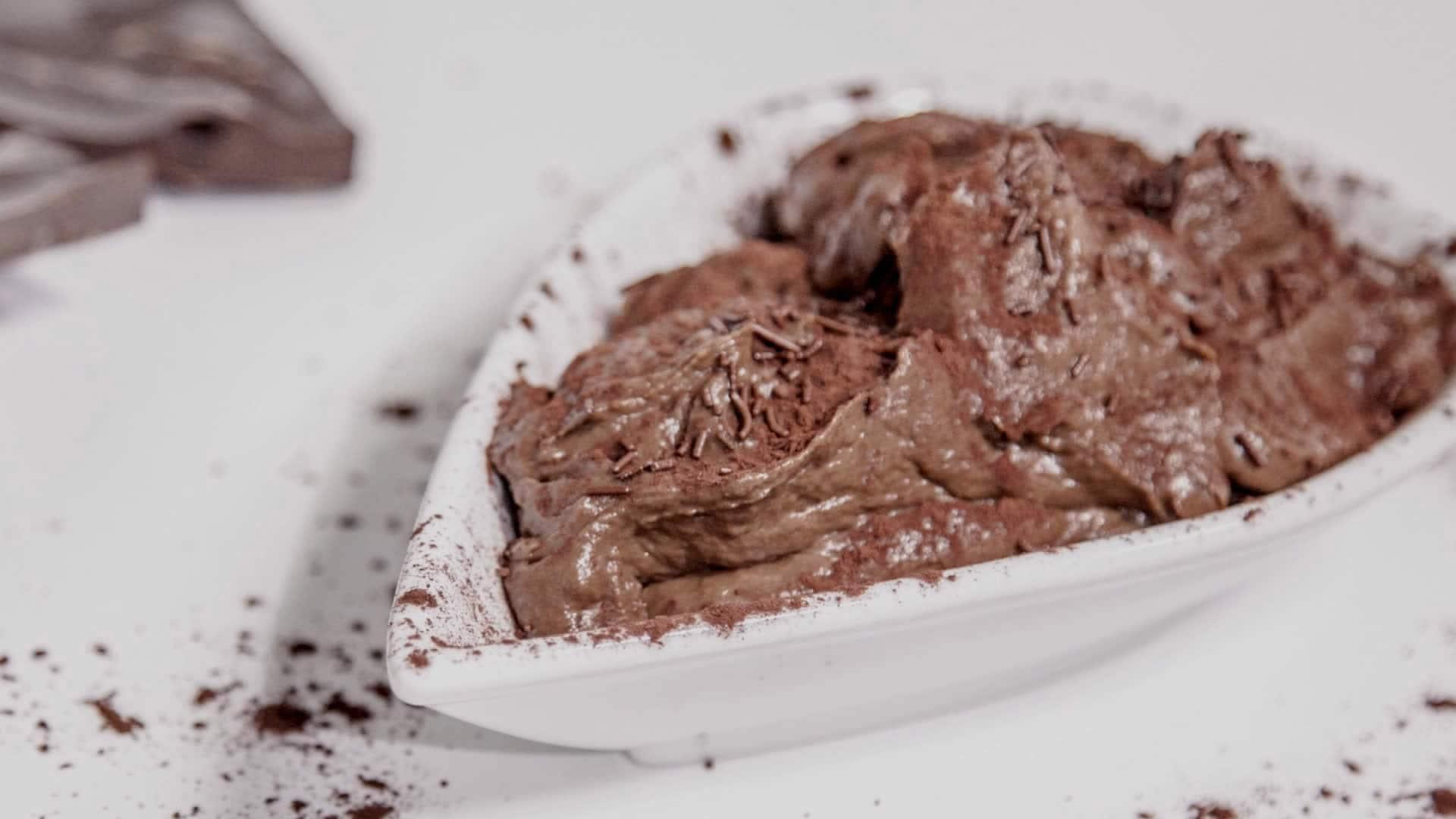 Foto Crema Pasticcera al Cioccolato