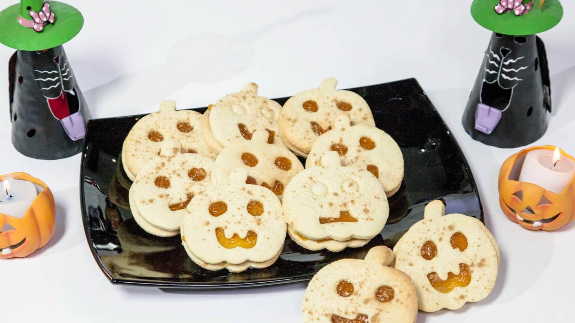 Foto Biscotti di Halloween