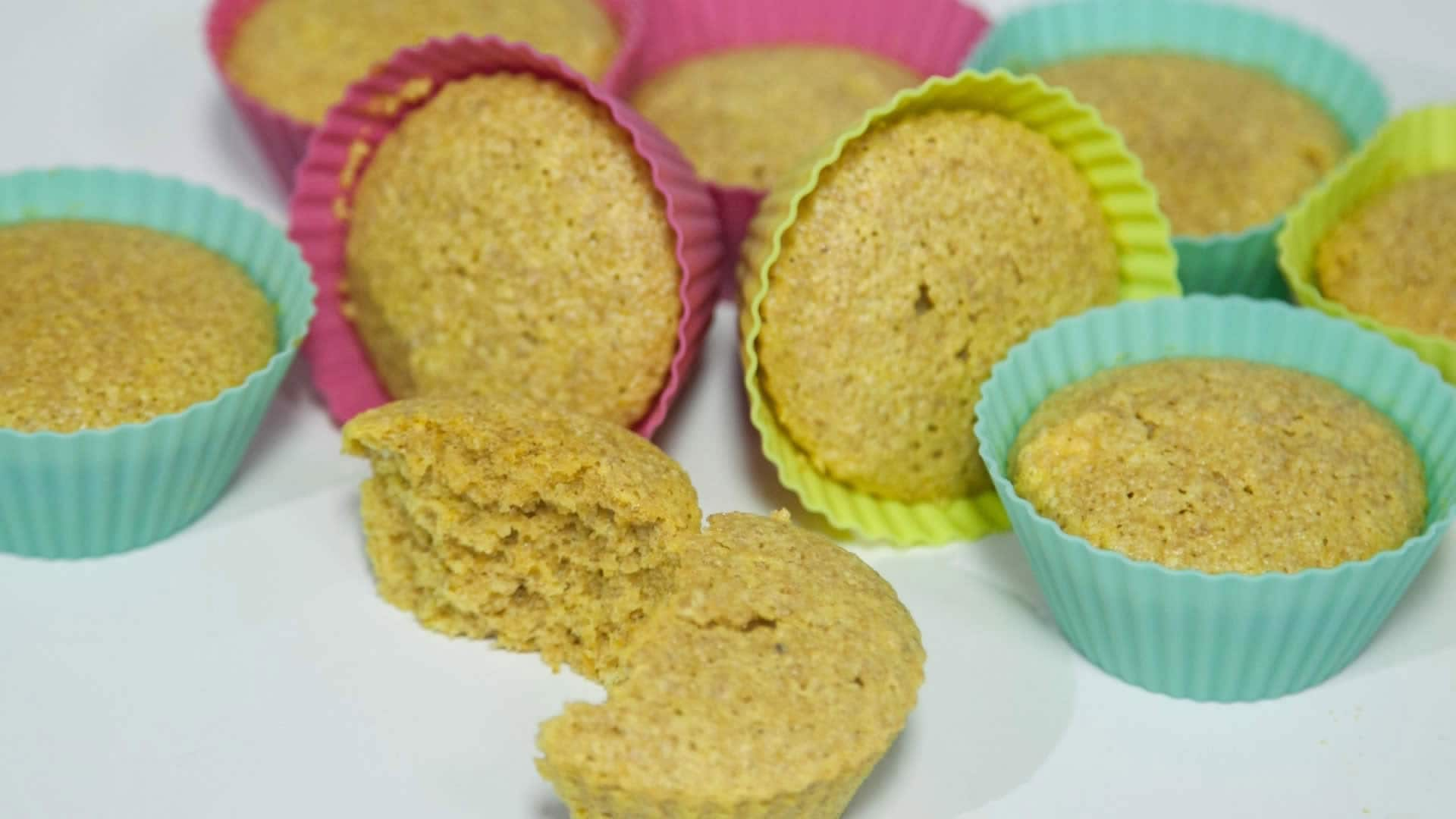 Eccezionale Muffin Dieta Dukan CQ95
