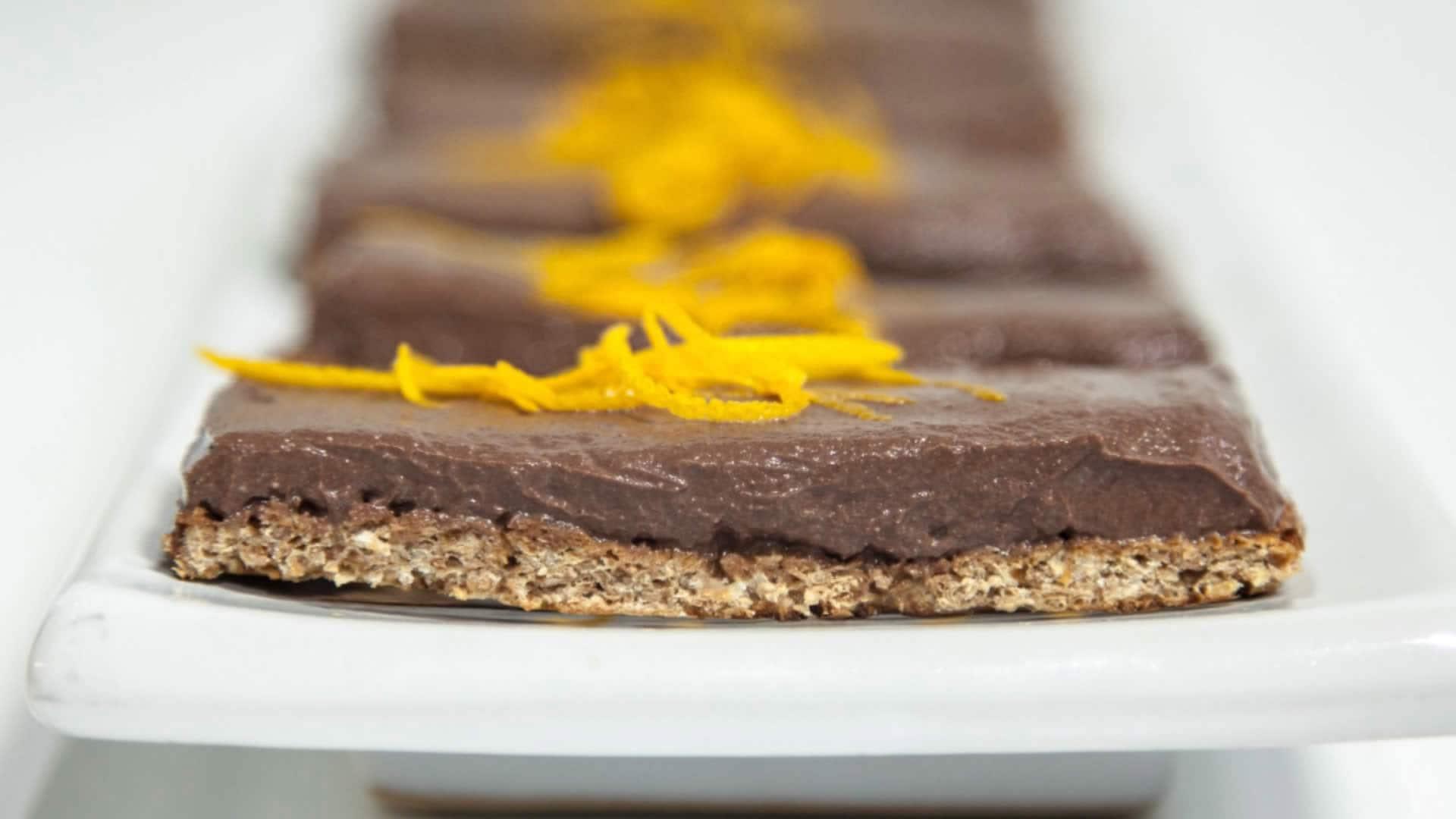 Foto Barrette al Cacao Dieta a Zona