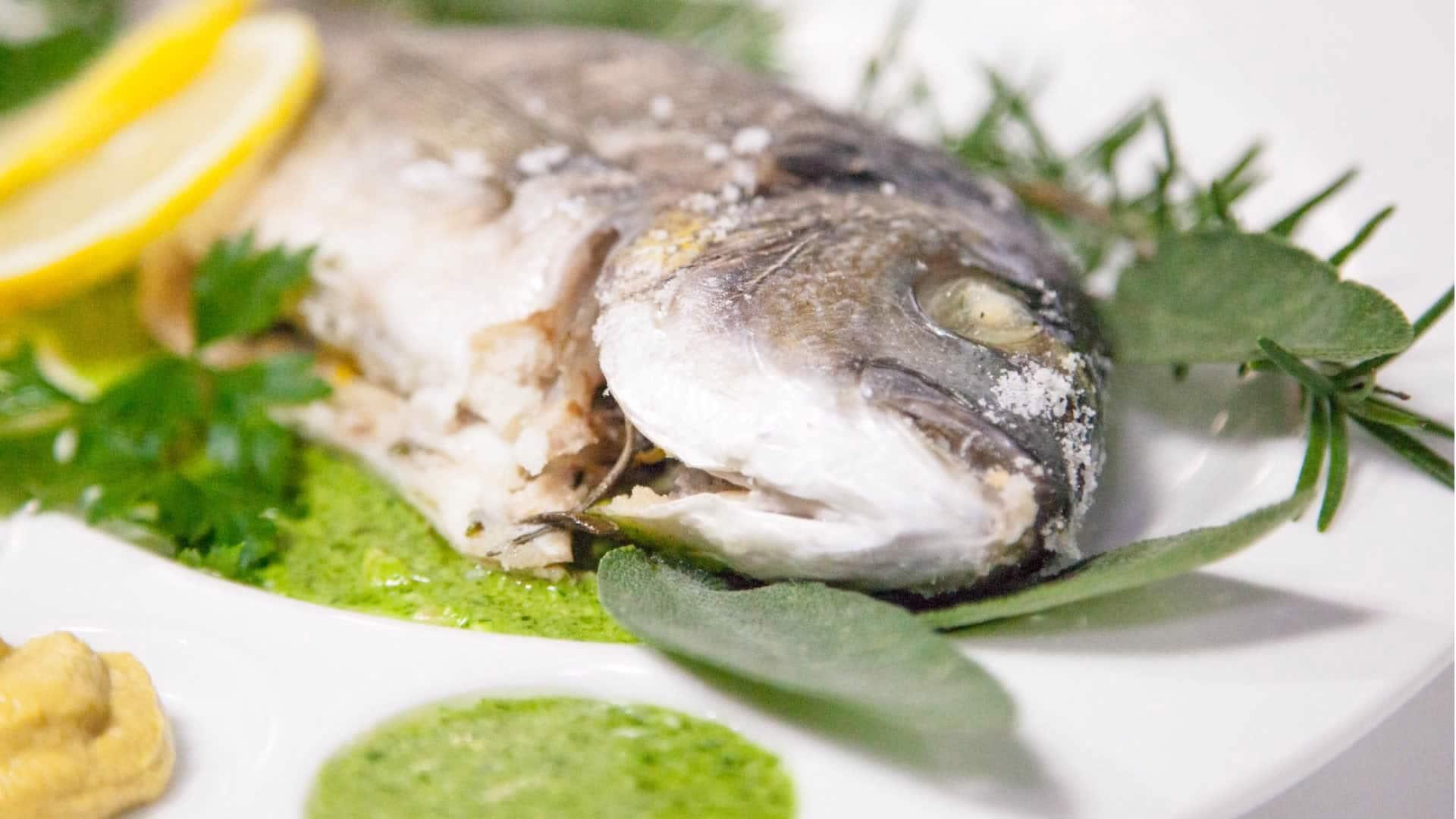 Foto Pesce al Sale