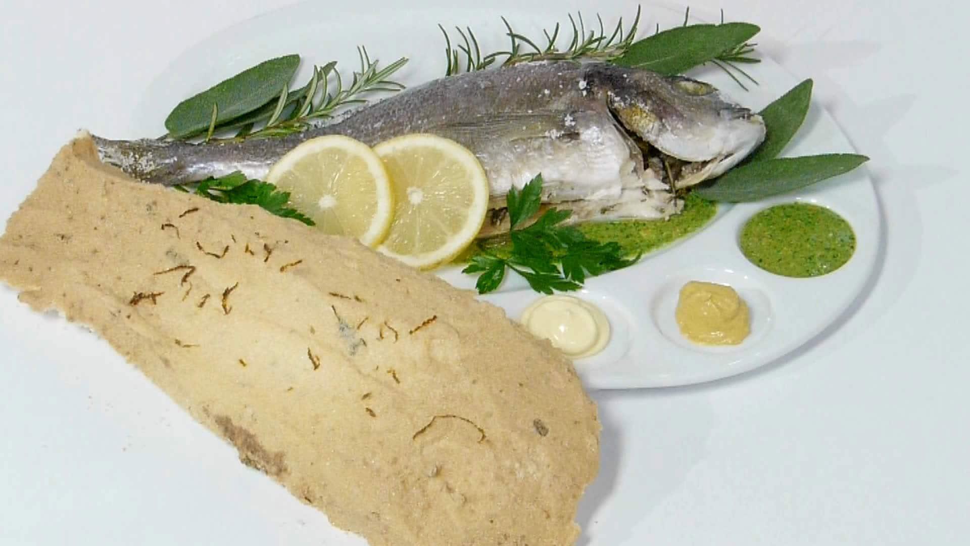 Ricette pesce al sale