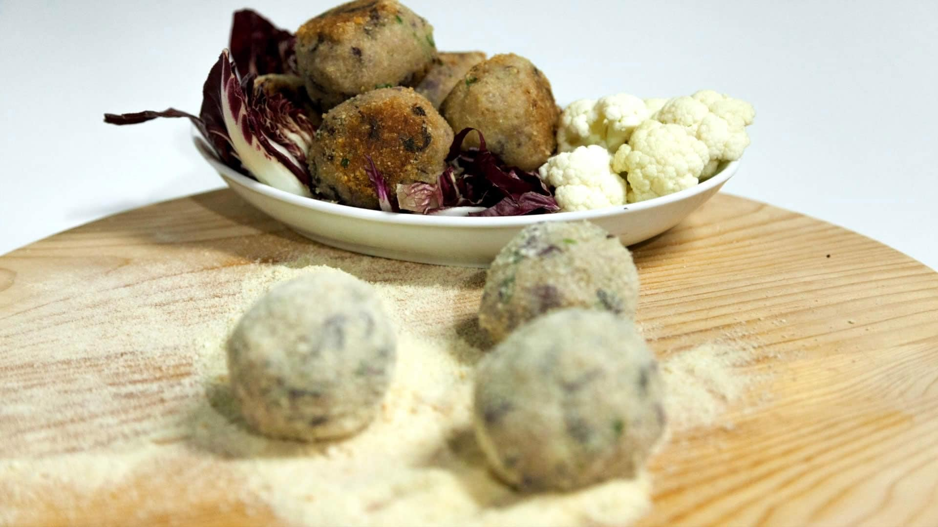Foto Polpette Vegetariane di Quinoa