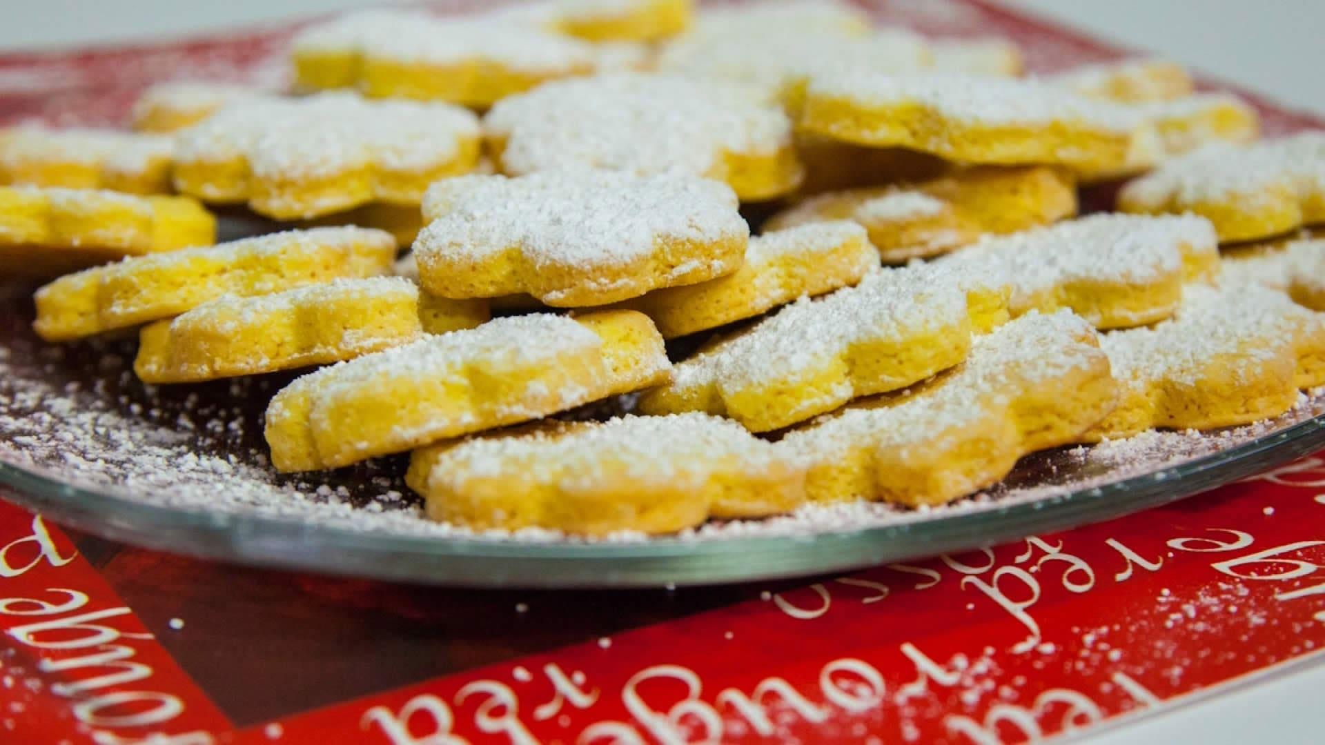 Biscotti semplici e veloci for Ricette dolci facili e veloci