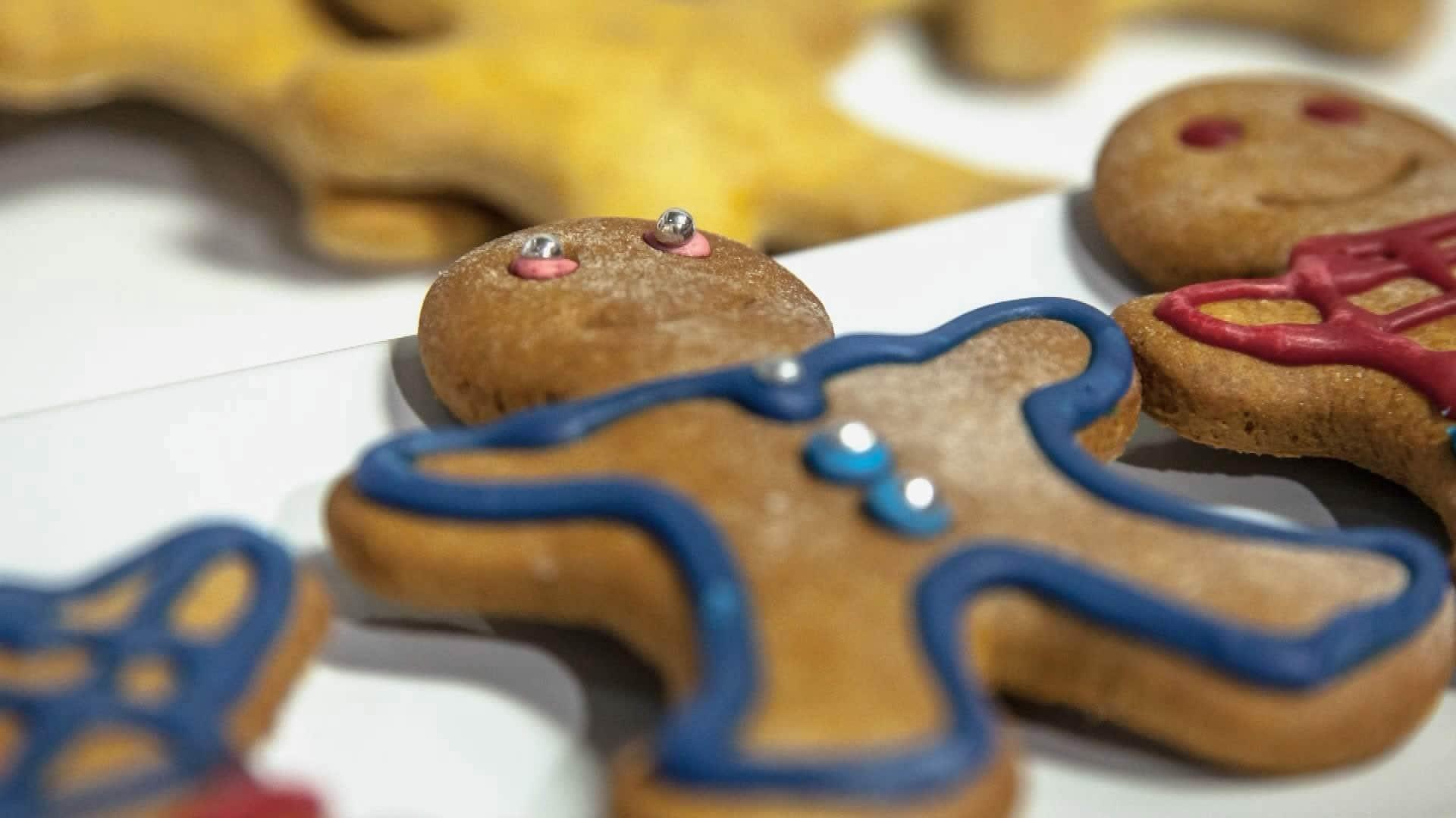 Biscotti Allo Zenzero Di Natale.Biscotti Allo Zenzero Biscotti Di Natale Senza Burro