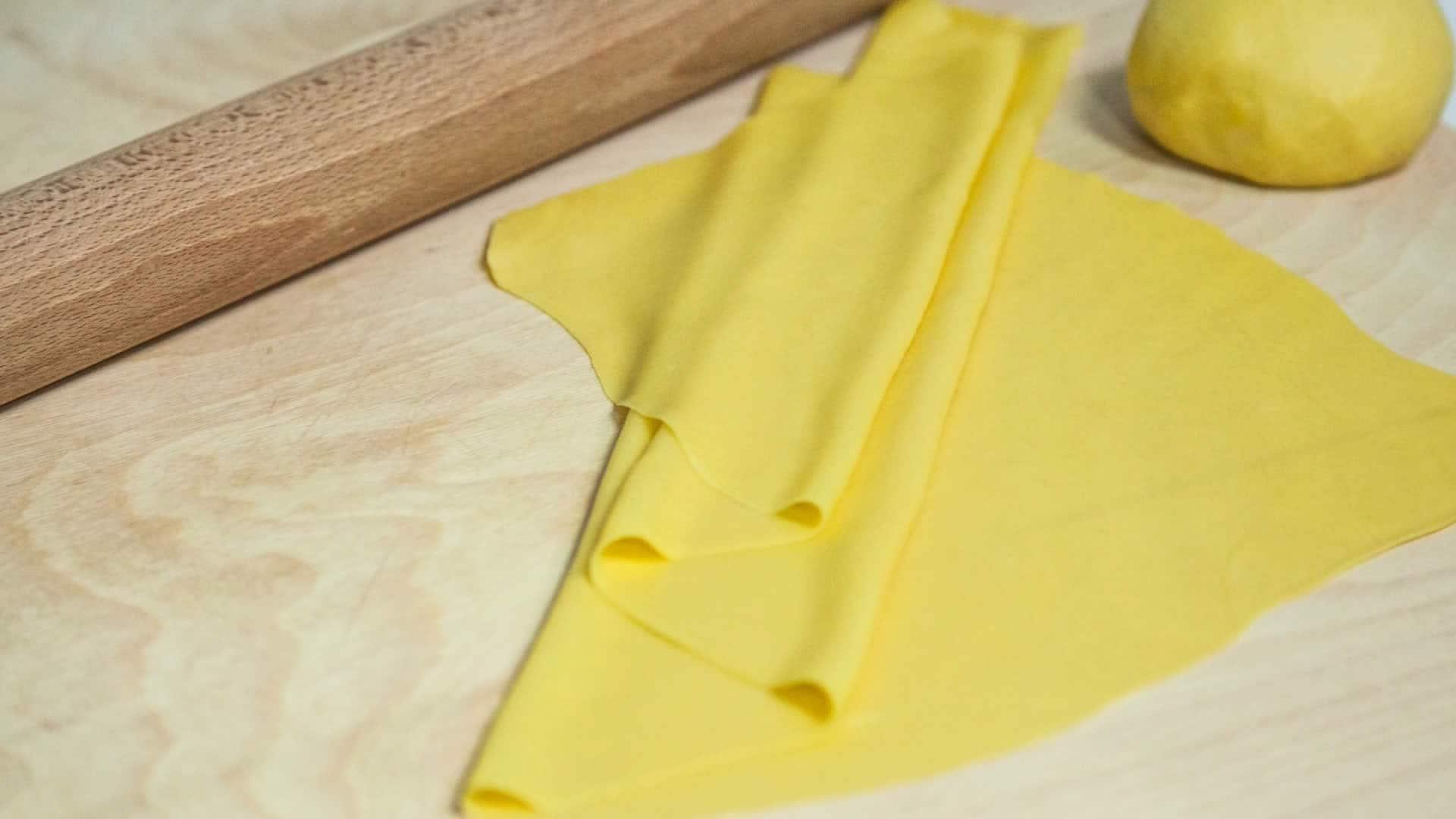 Foto Pasta per Strudel Light - Pasta Povera