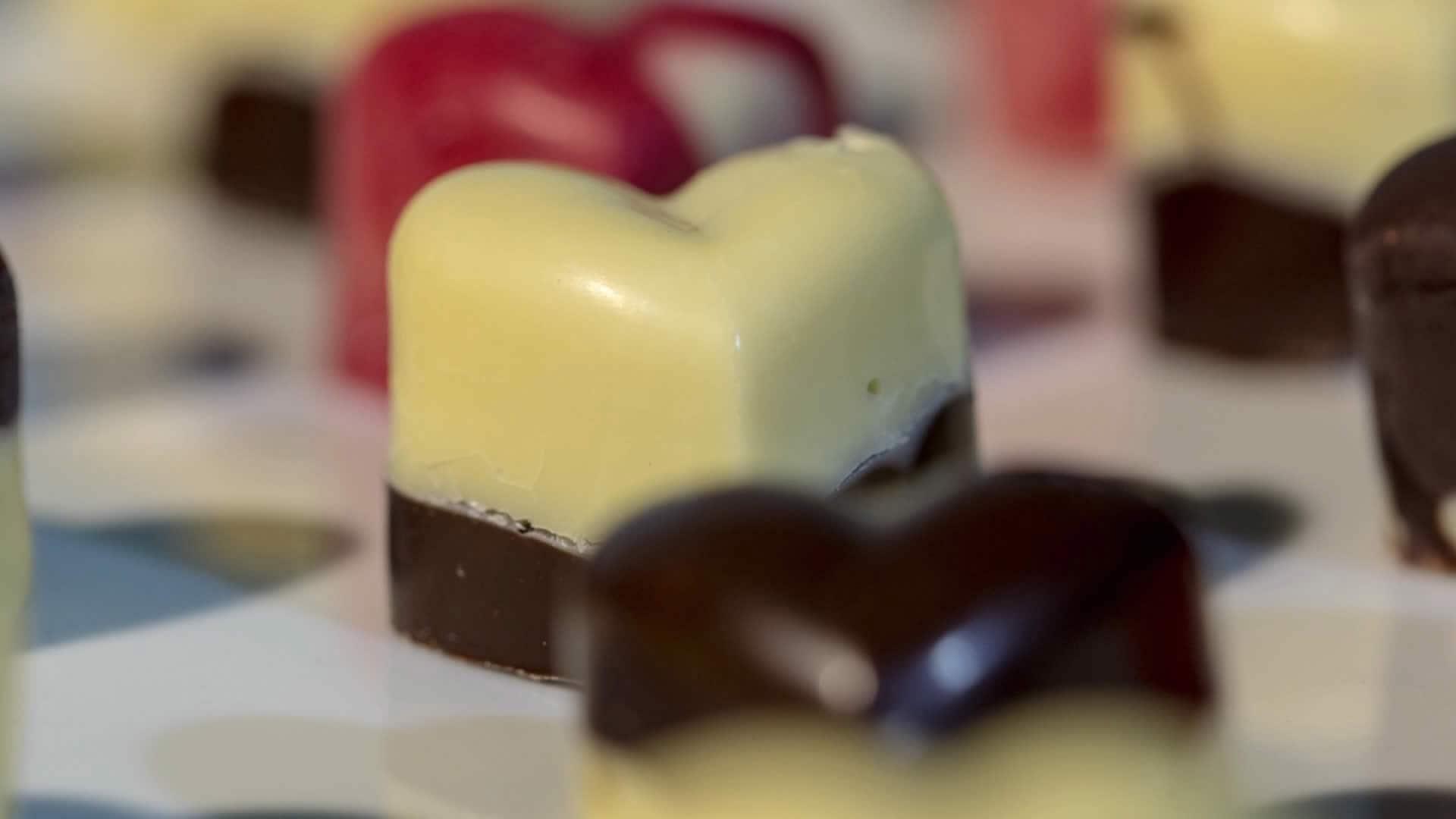 Foto Cioccolatini al Peperoncino - Ricetta per San Valentino