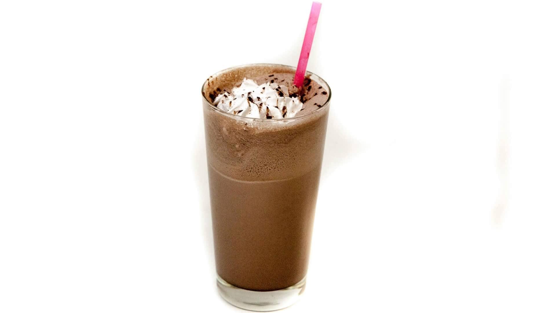 Foto Frappé al Cioccolato - Ricetta per Single