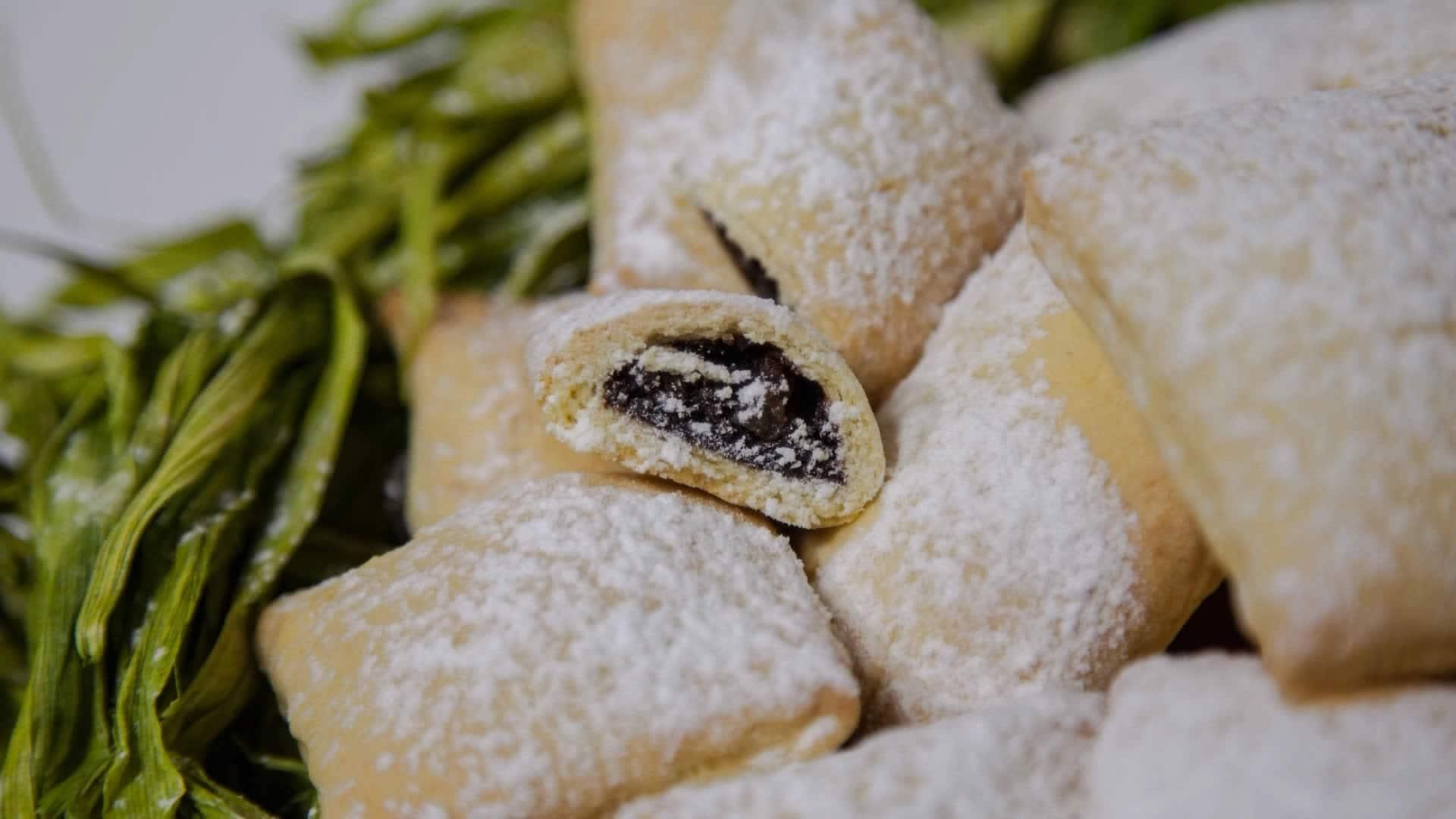 Foto Tortelli di Carnevale Non Fritti , Rufiòi Veneti