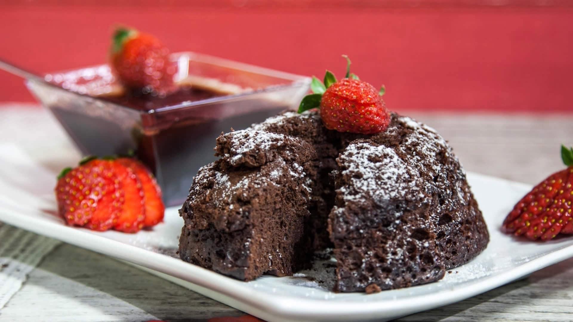 Foto Torta al Cioccolato Velocissima – Ricetta al Microonde
