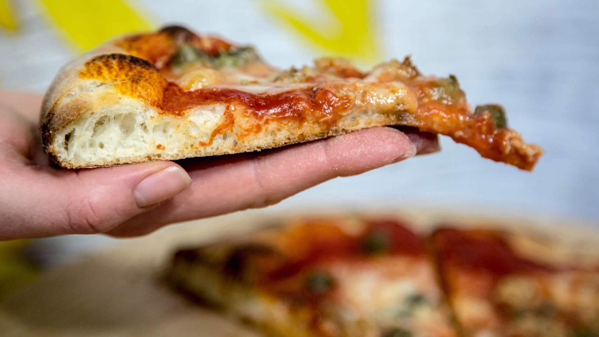 Foto Pizza 24 Ore a Lunga Lievitazione