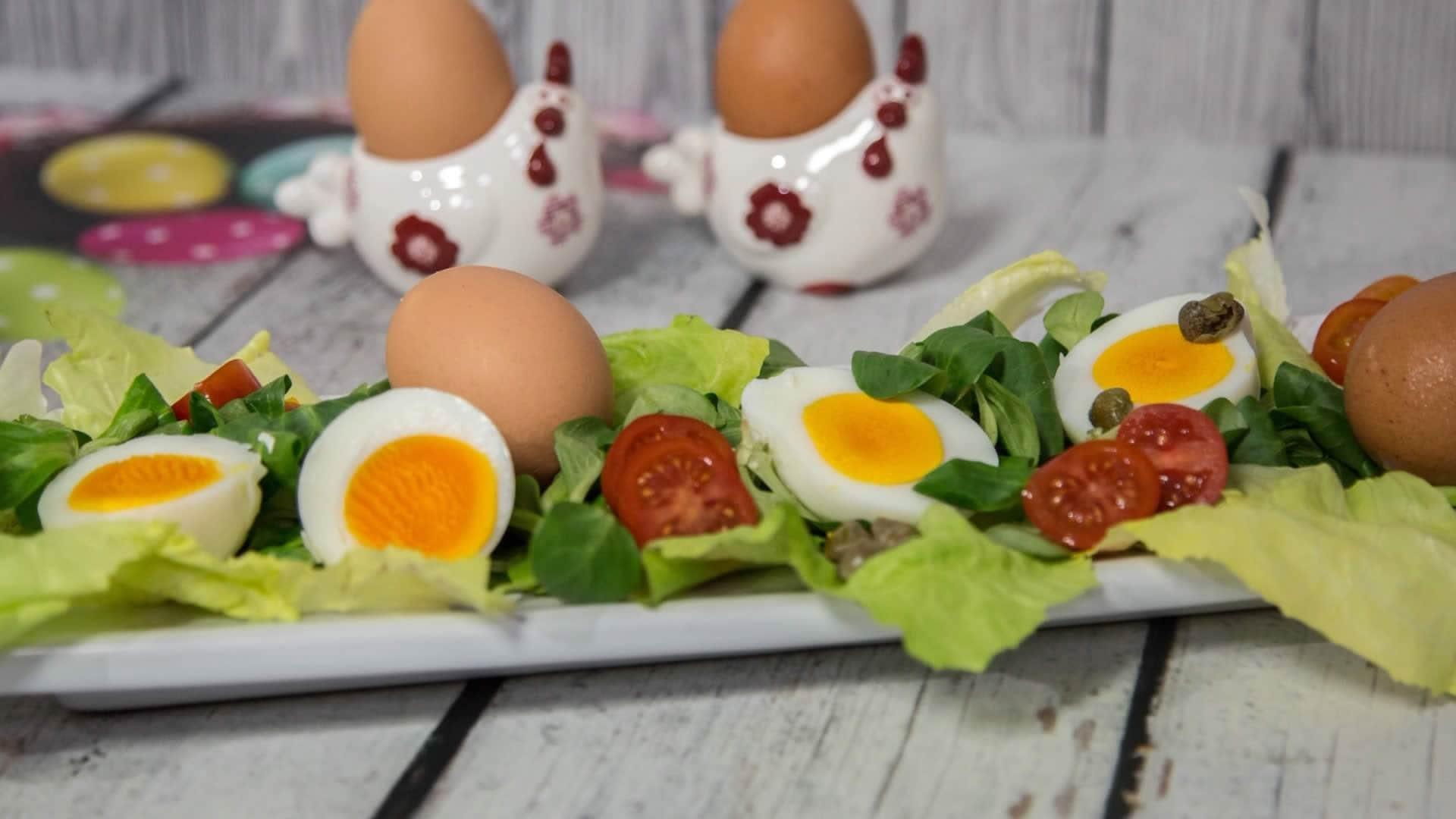 Foto Uova Sode - Tutti i Trucchi per Cuocerle Perfettamente