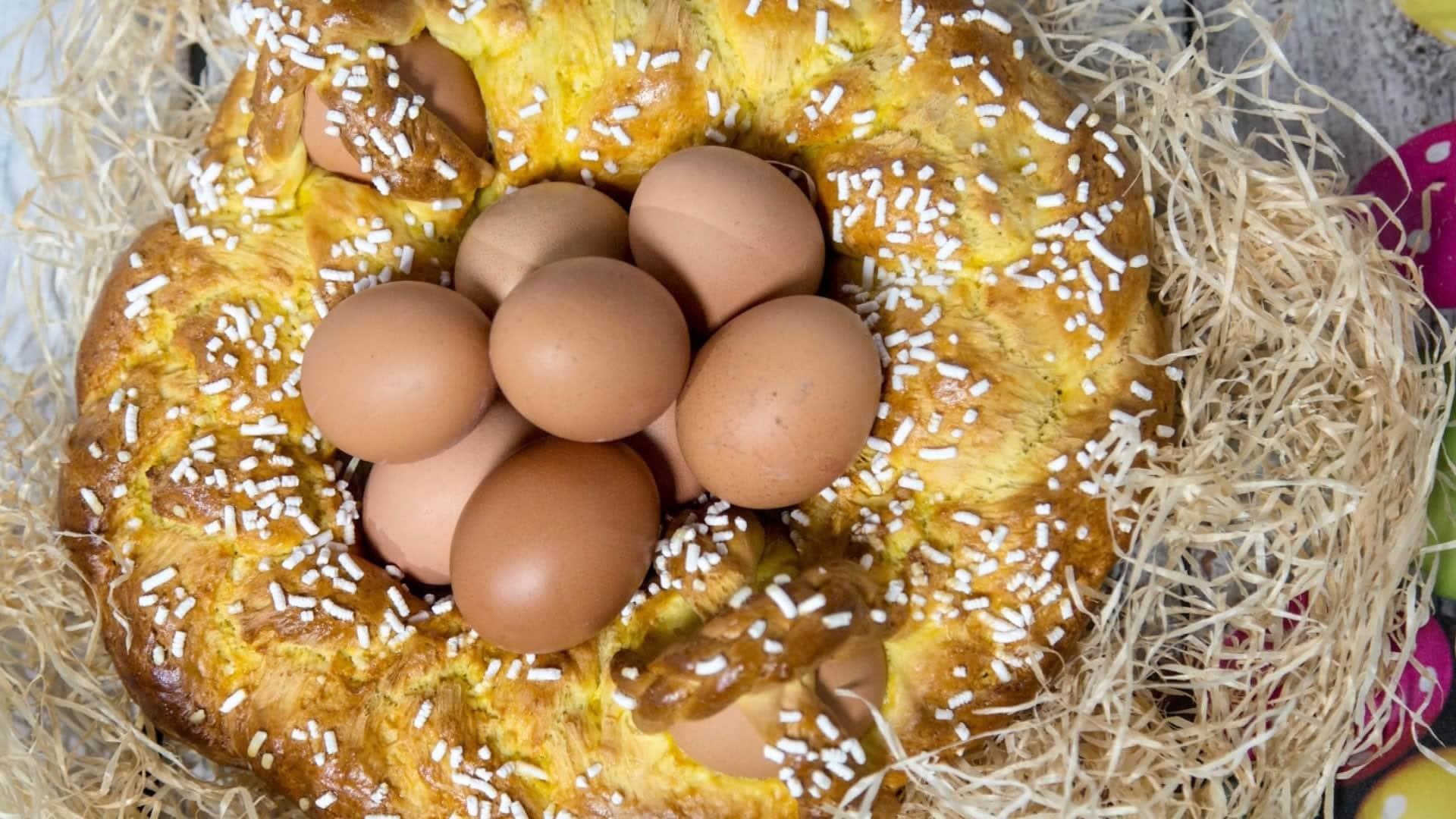 Foto Ciambella di Pasqua , Scarcedda
