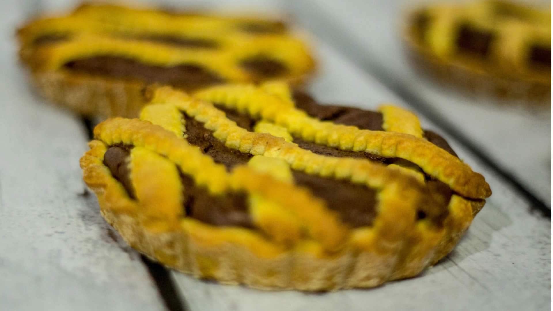 Foto Mini Pastiere al Cioccolato
