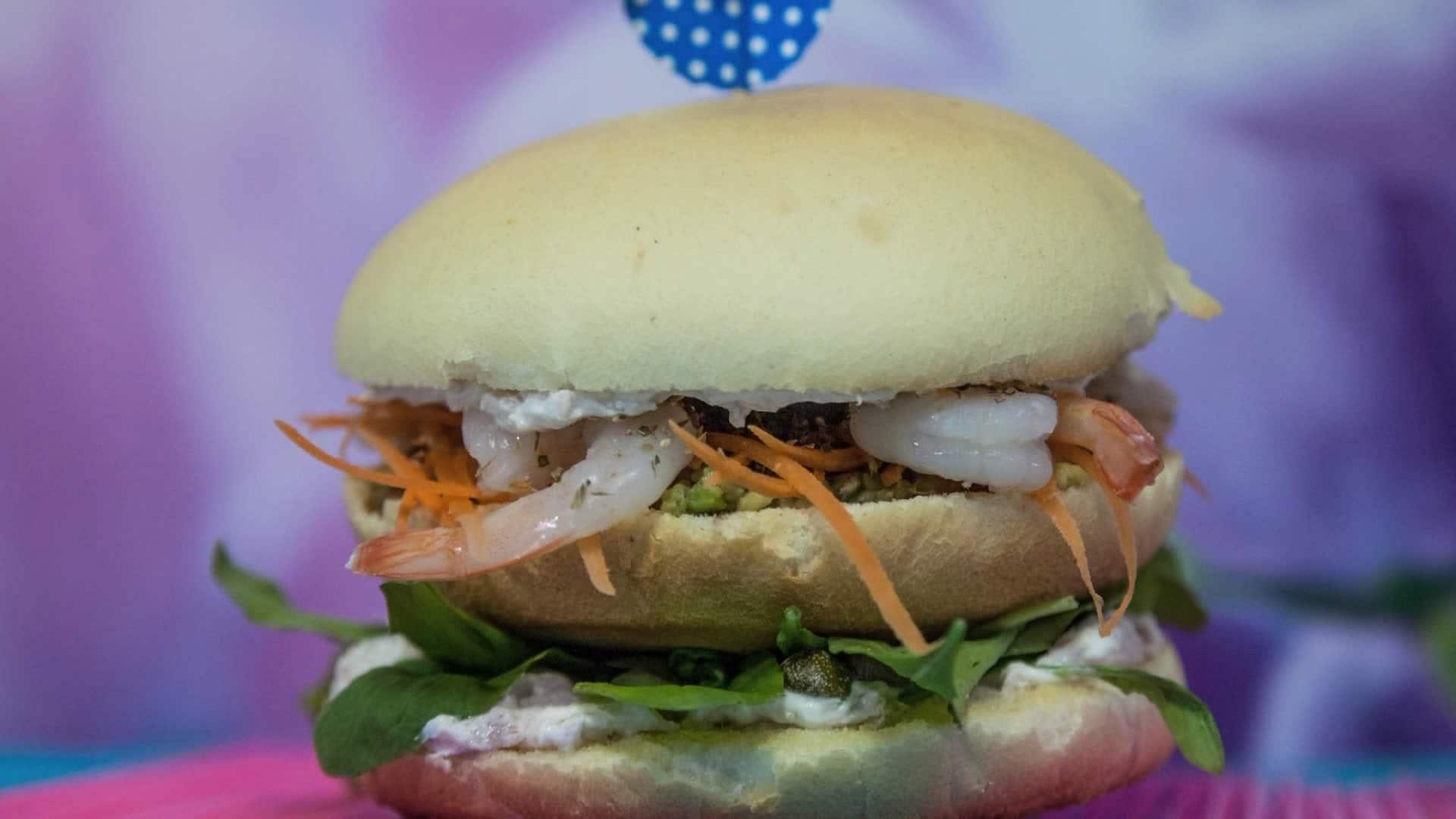 Foto Sandwich al Tonno (Senza Maionese)