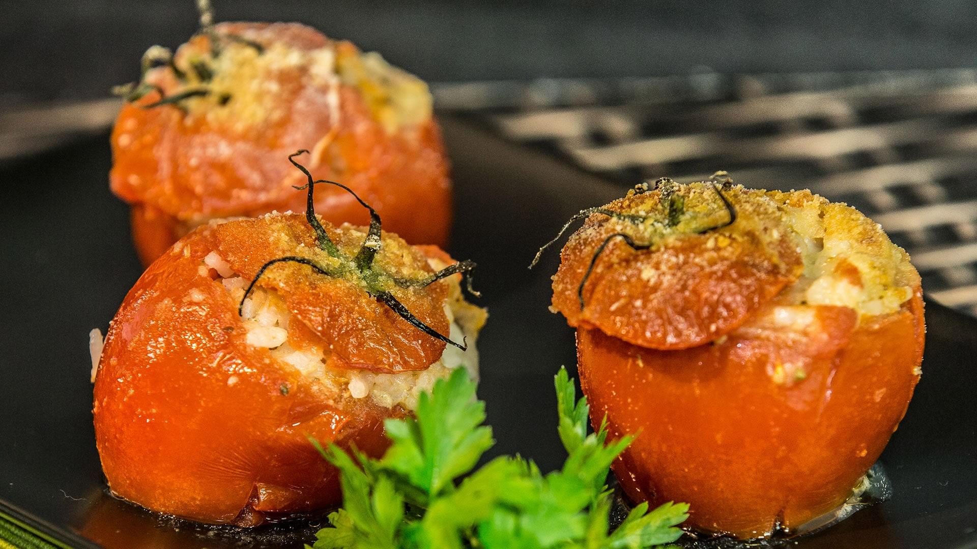 Foto Pomodori Ripieni Di Riso E Tonno