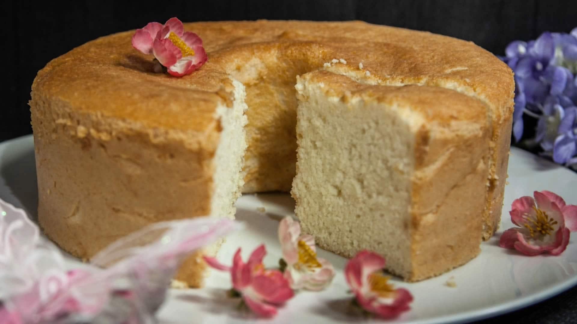Foto Angel Cake - Ciambellone Americano Senza Burro