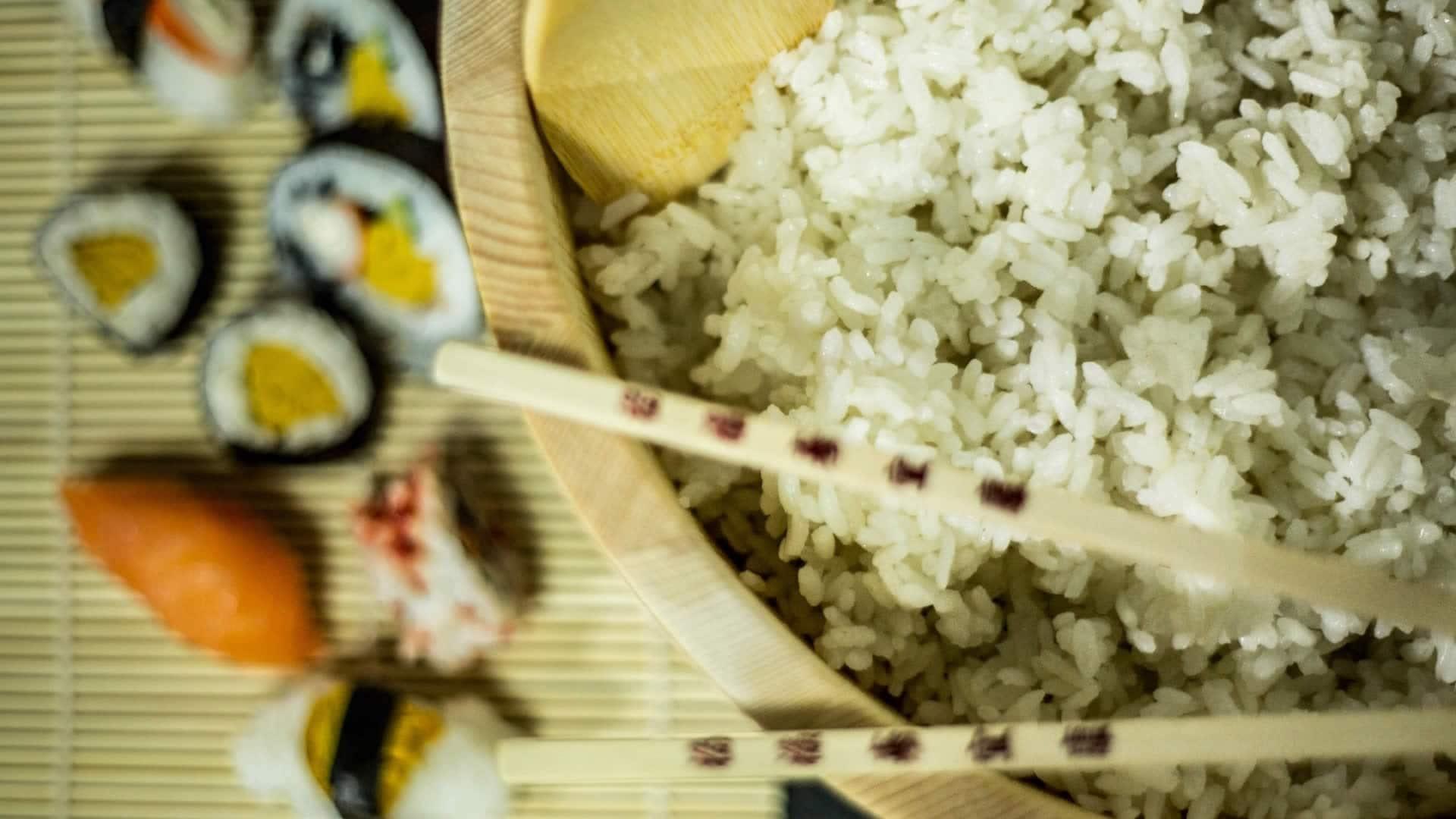 Foto Che Cos'è il Sushi e Come Preparare il Riso