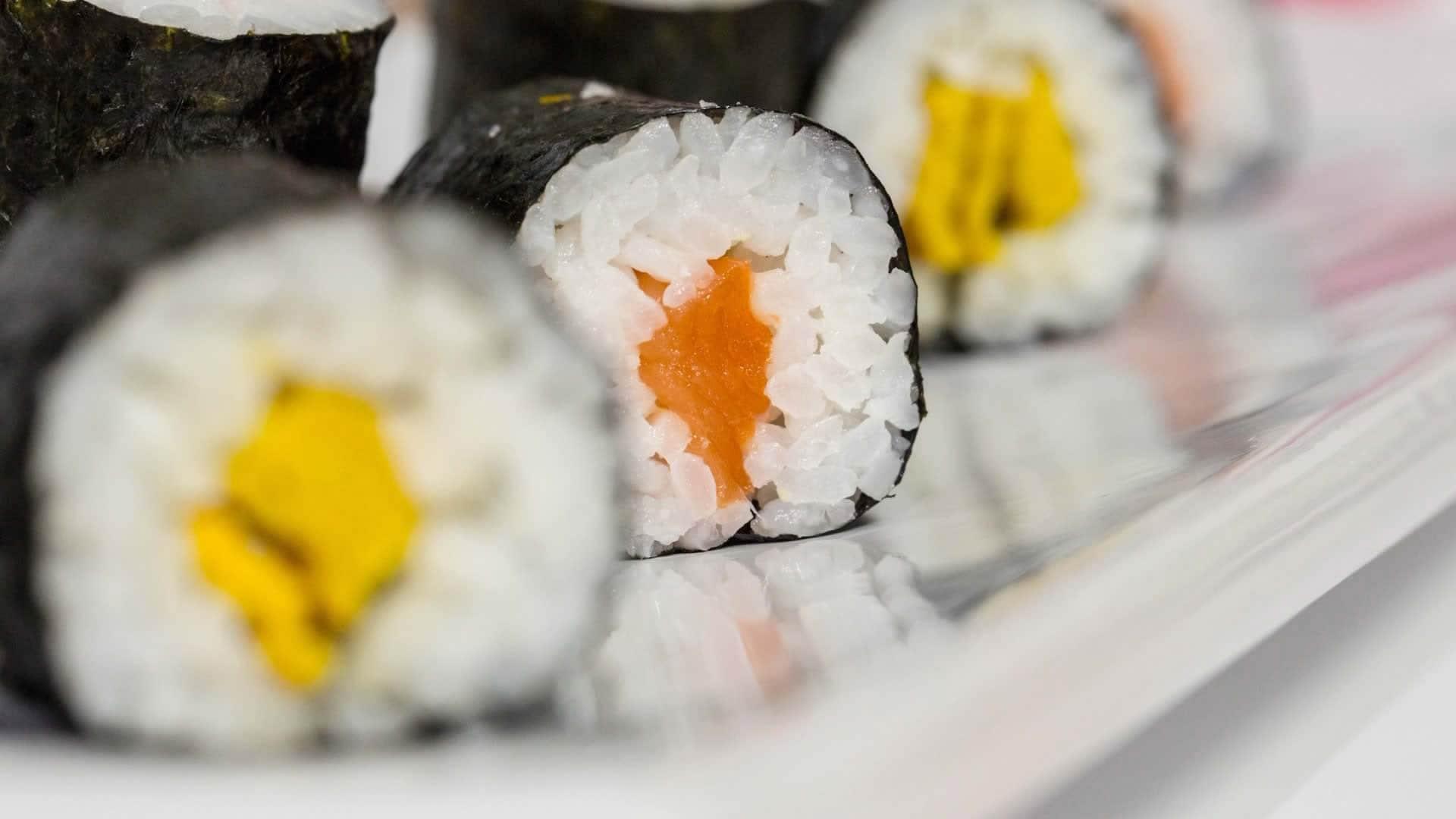 Foto Hosomaki Sushi