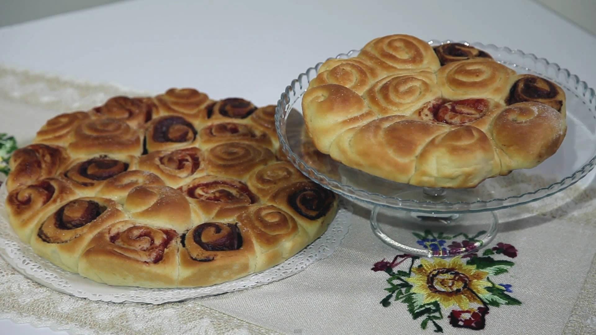 Foto Torta di rose