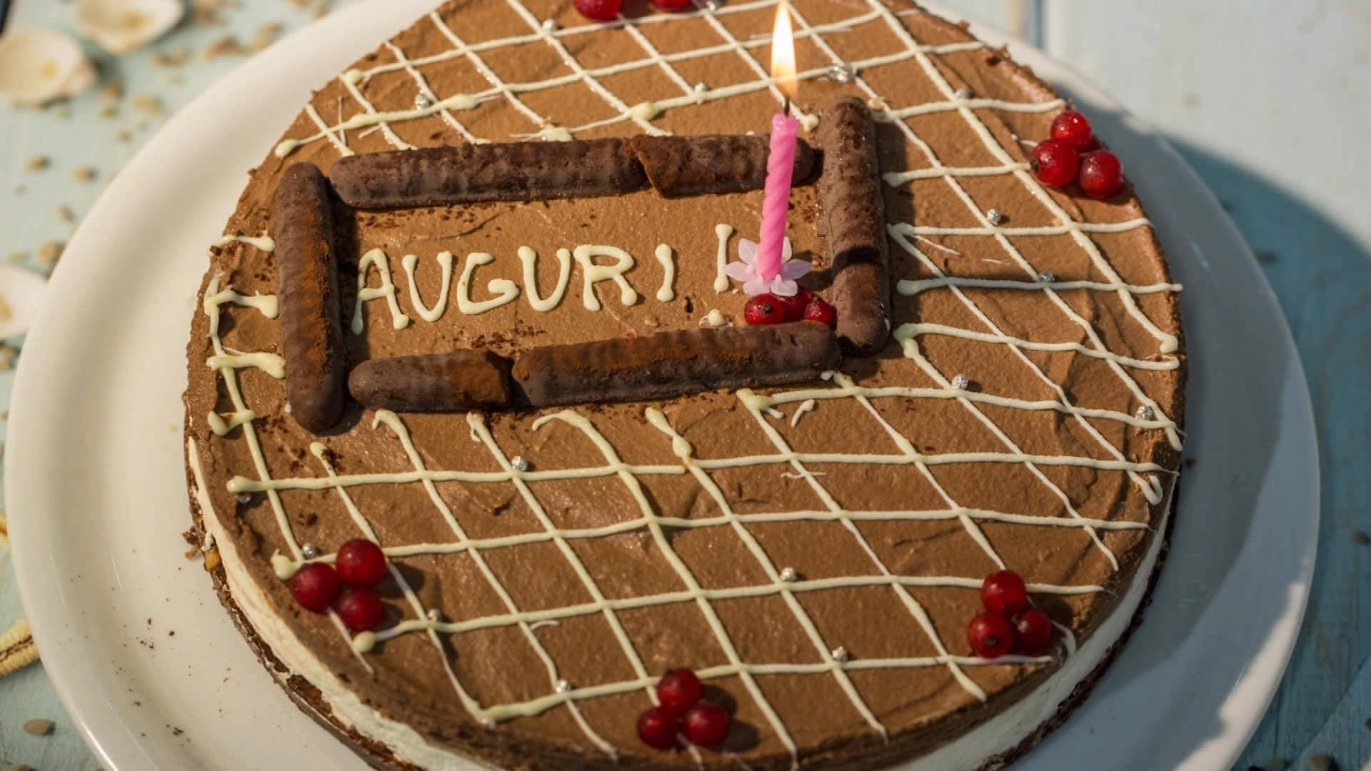 Foto Cheesecake Cioccolato e Panna