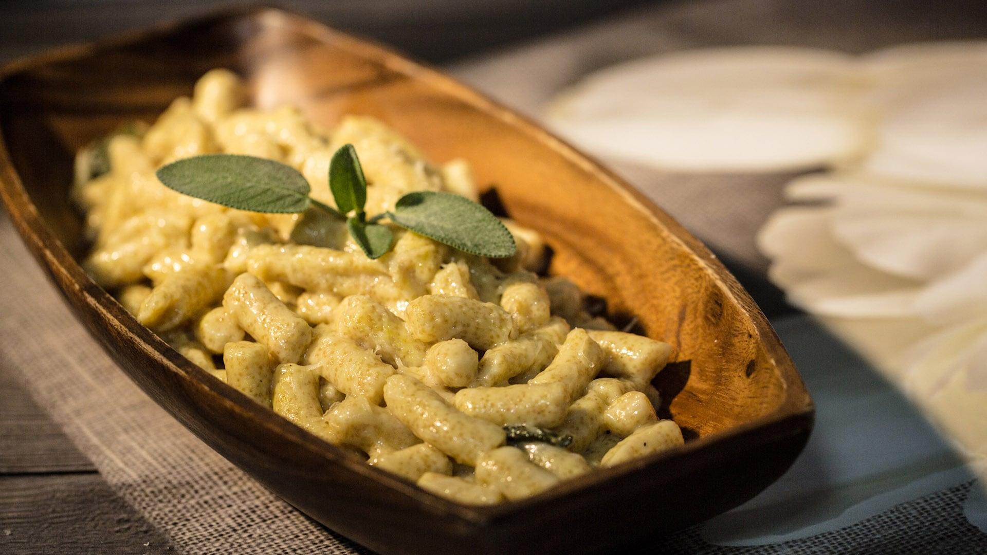 Foto Gnocchi di Amaranto Senza Glutine con Burro e Salvia