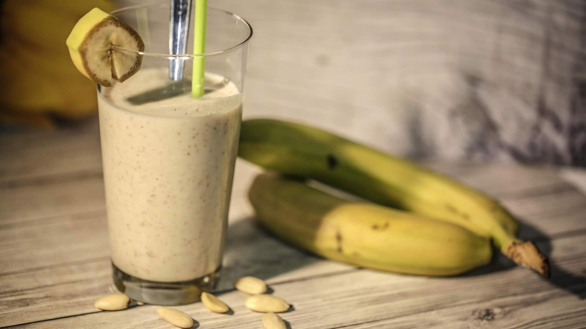Foto Frullato Sostitutivo del Pasto - Gusto Banana