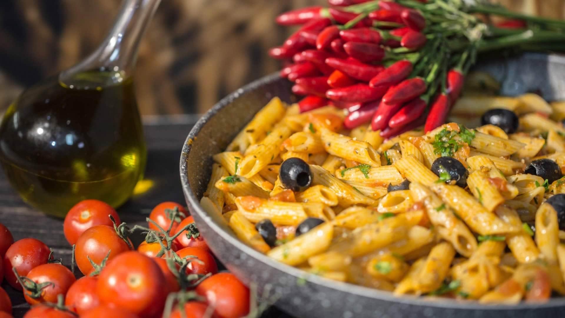 Foto Pasta alla Puttanesca