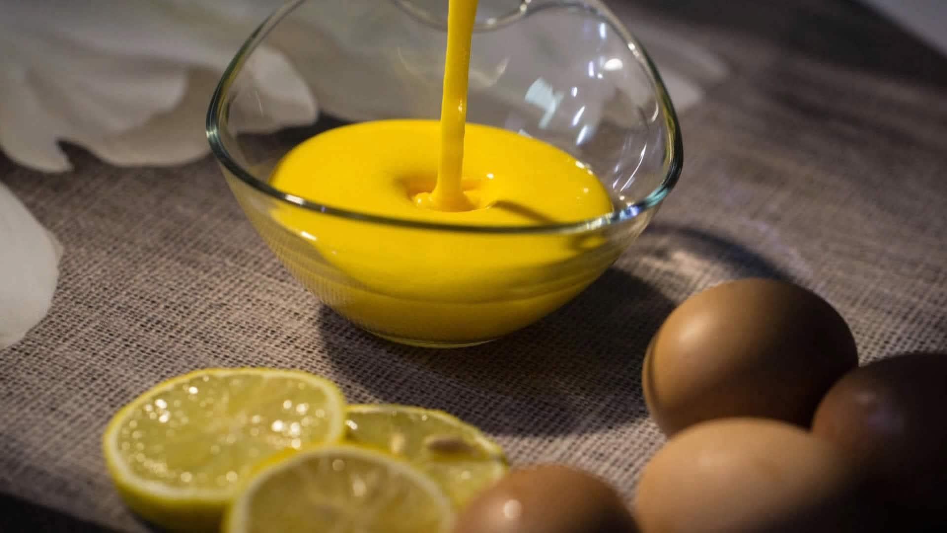 Foto Lemon Curd