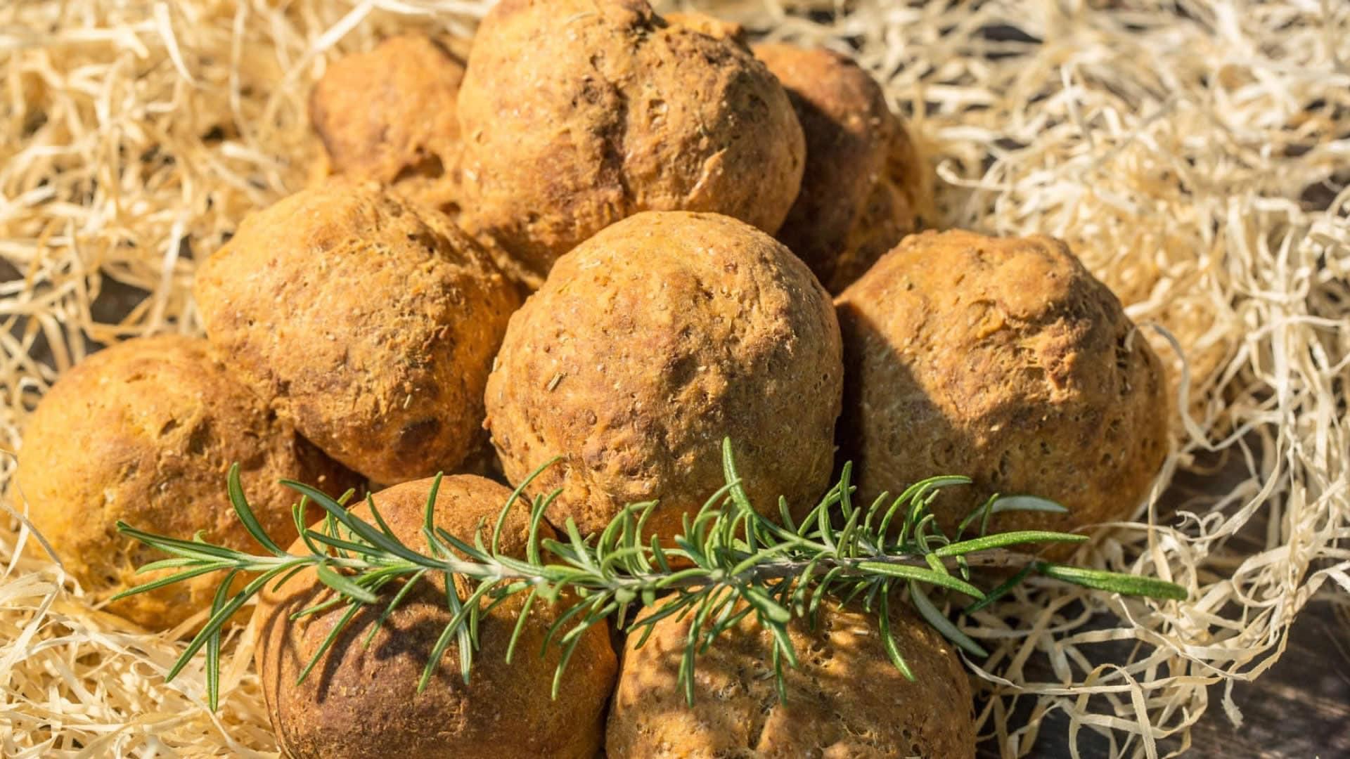 Foto Pane di Mopur - Pane Vegetale Proteico